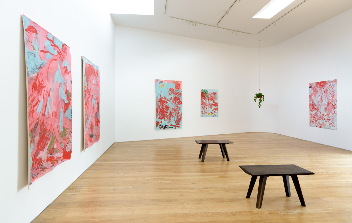 Frank J. Stockton  True Believers  Installation View, 2016