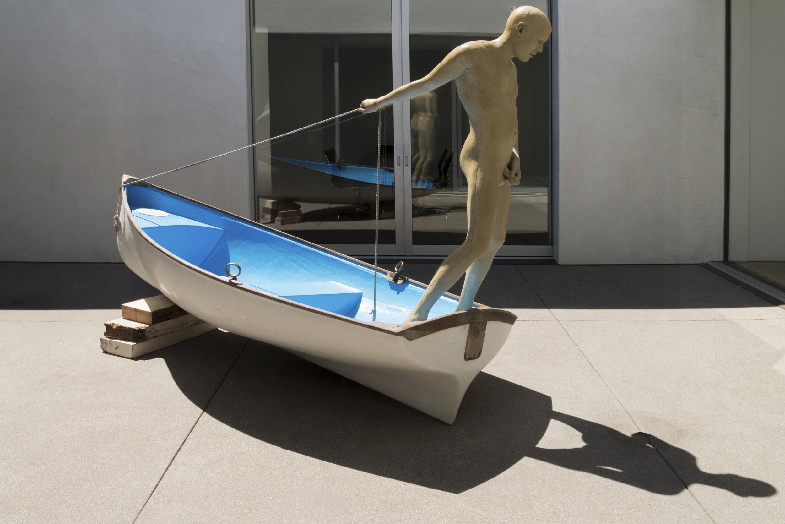 Kristian Burford Installation View, 2015