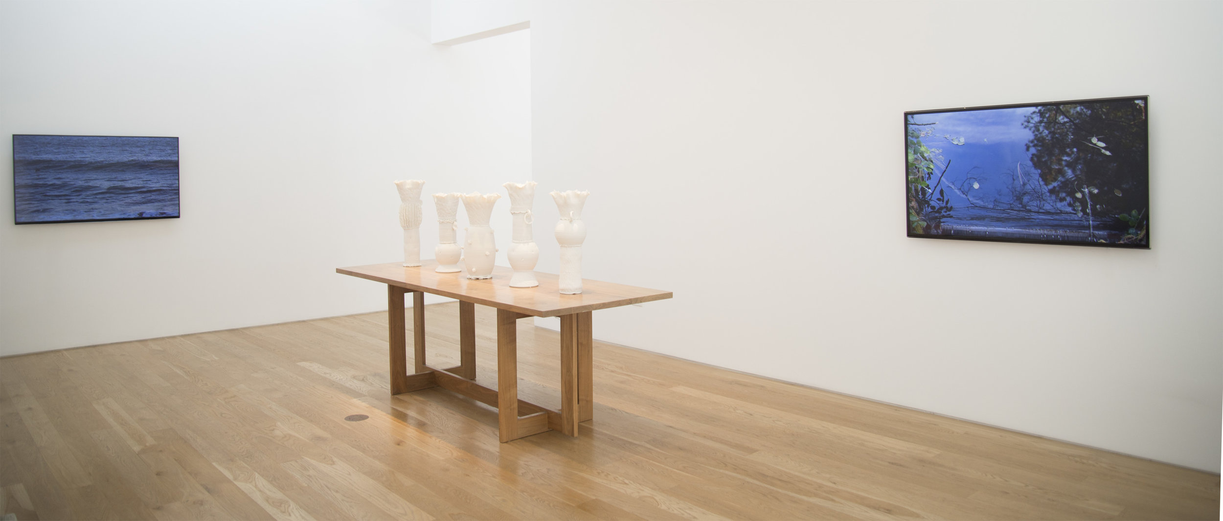 Mineo Mizuno  Current  Installation View, 2015