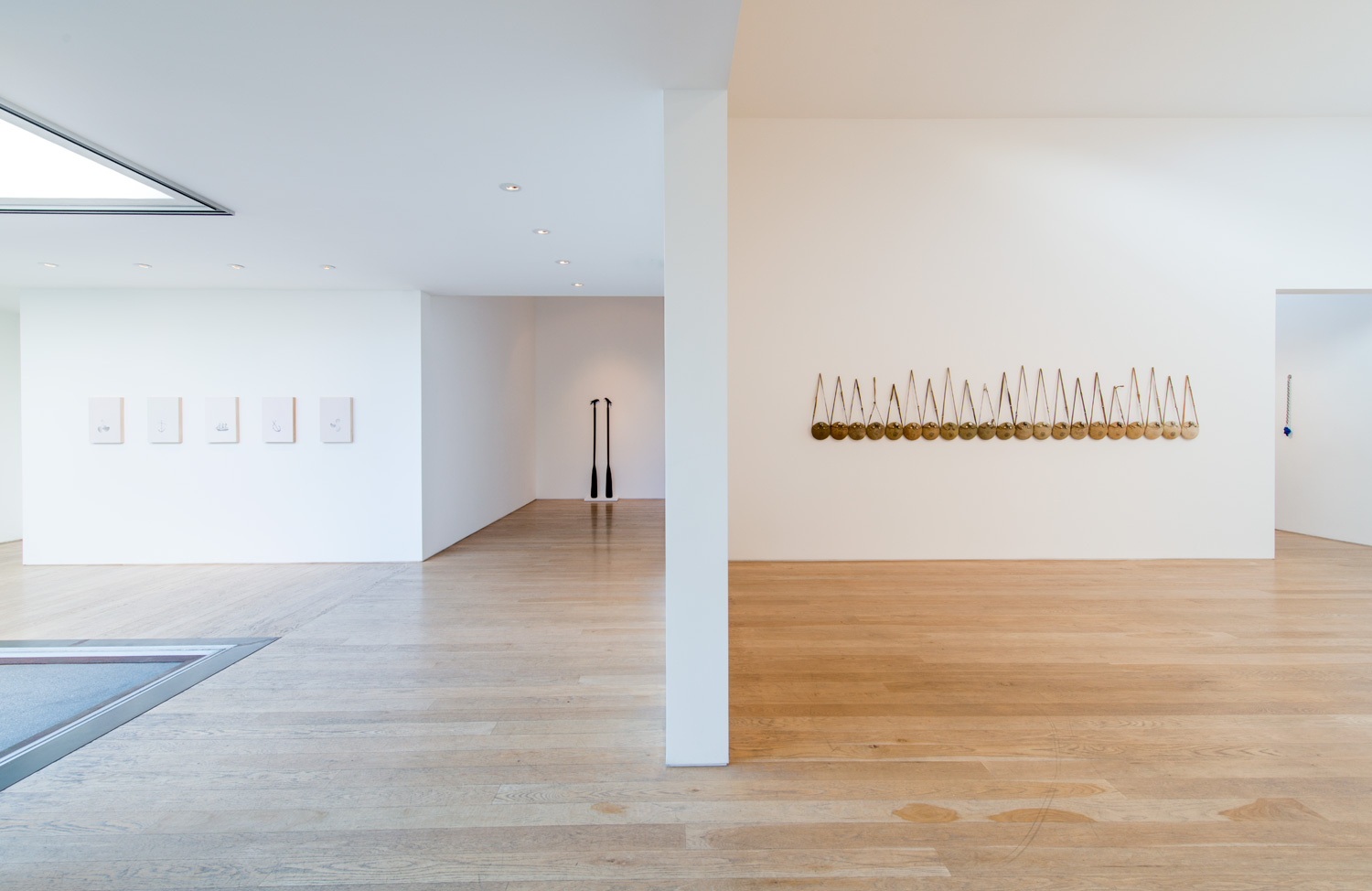 Blue McRight  Drink Me  Installation View, 2015