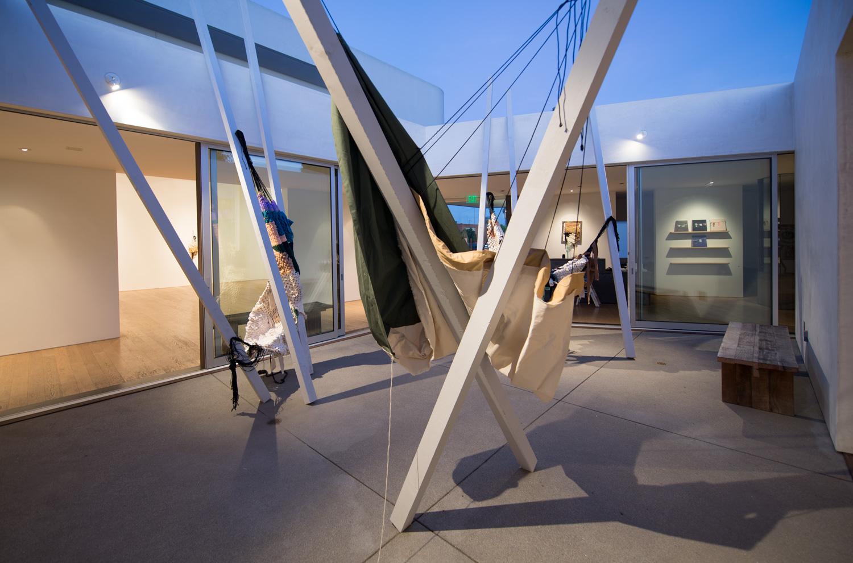 Mie Olise Kjærgaard  Noplacia  Installation View, 2014