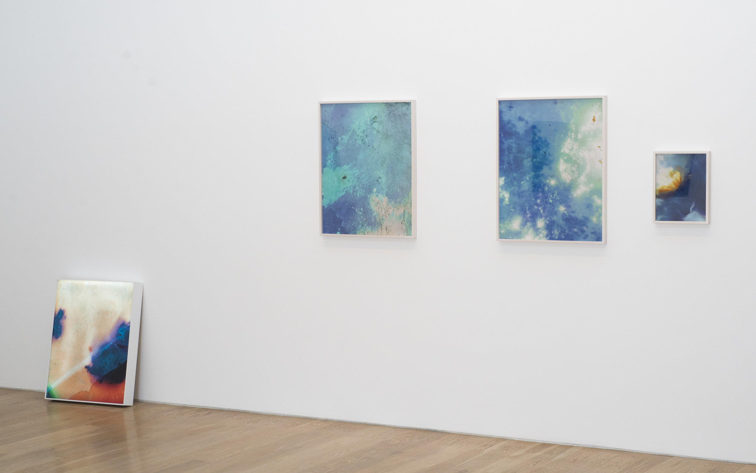 Apollo TBD , installation view, May 2014.