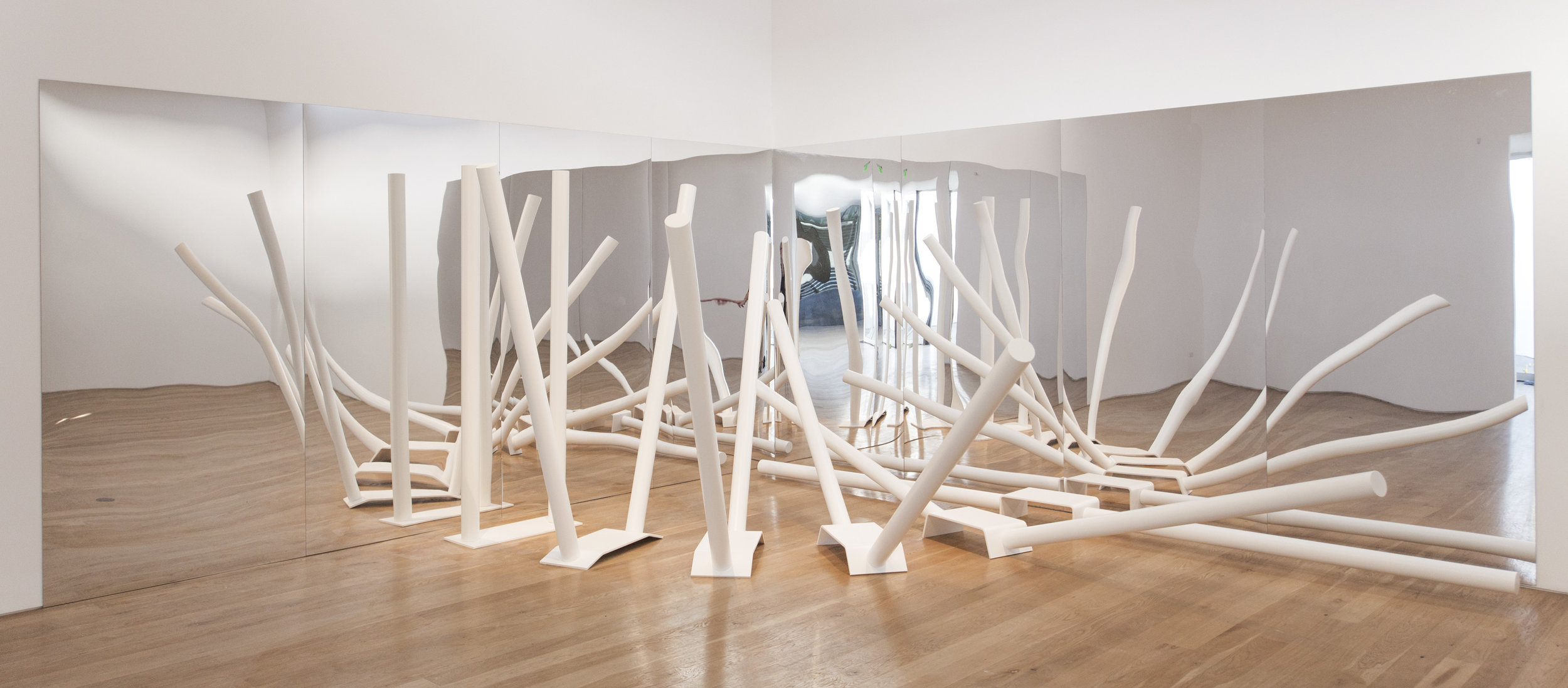 Ray Barrie,  Installation view, 2014