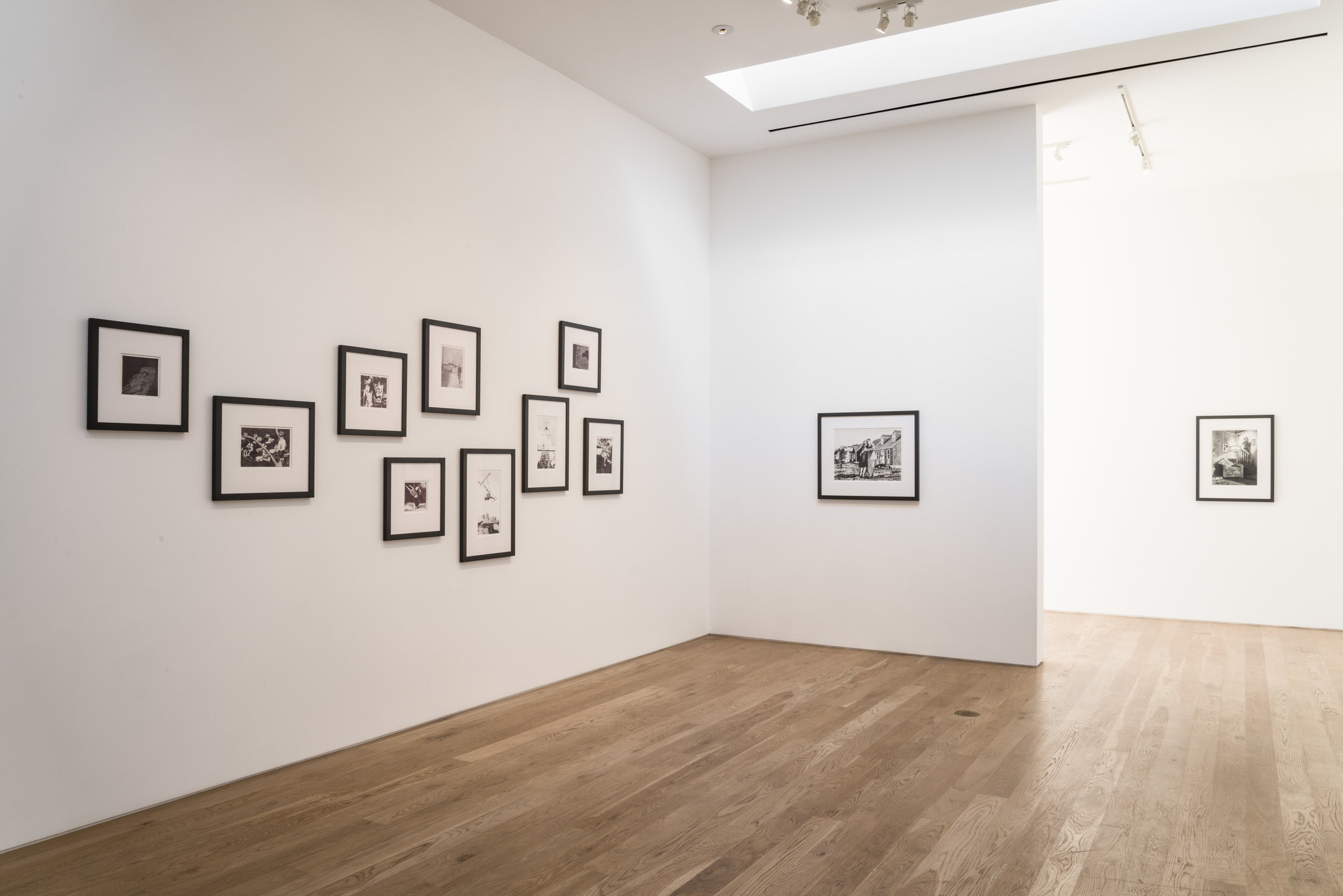 Martin Mull,  State of the Union , installation view, 2013.
