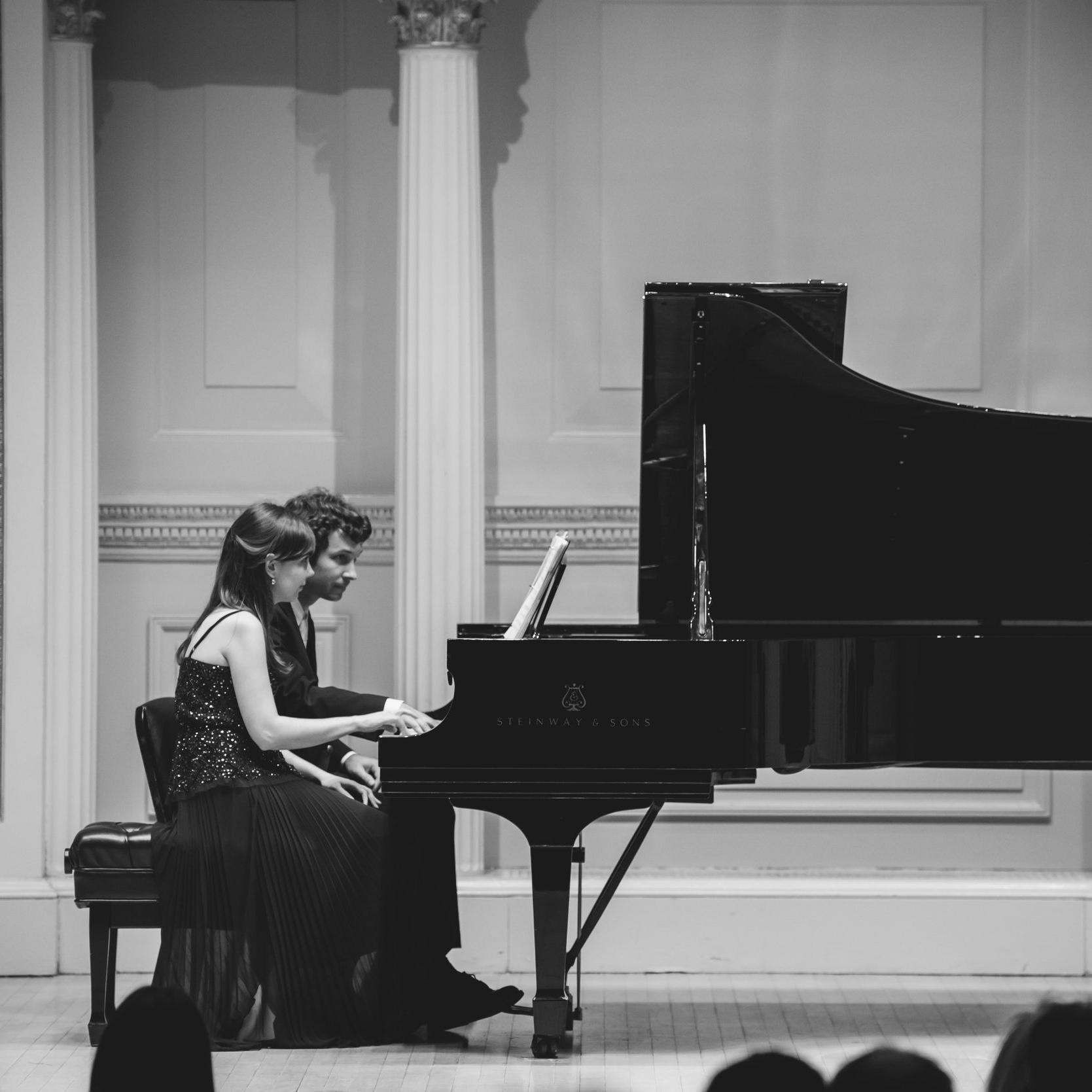 4x5 - Piano Duo