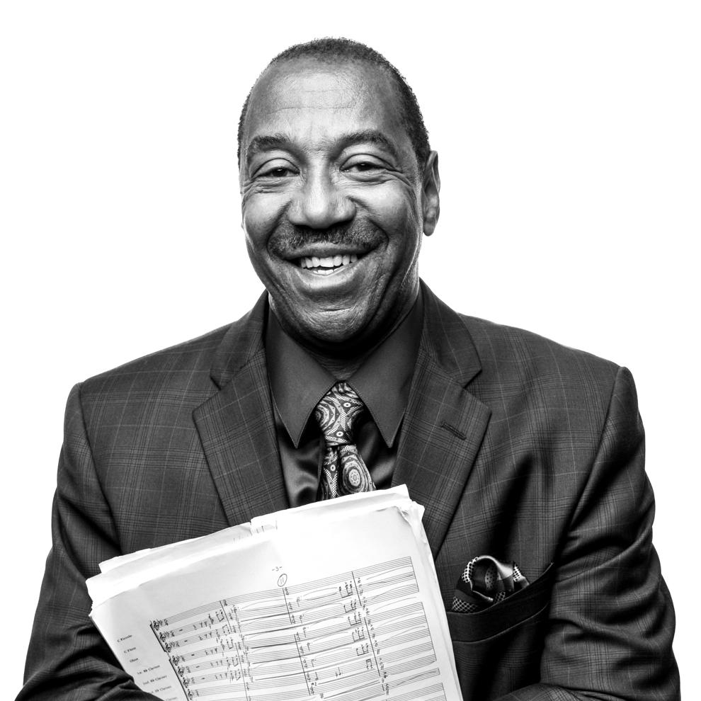 Dr. Quincy C. Hilliard - Guest Artist