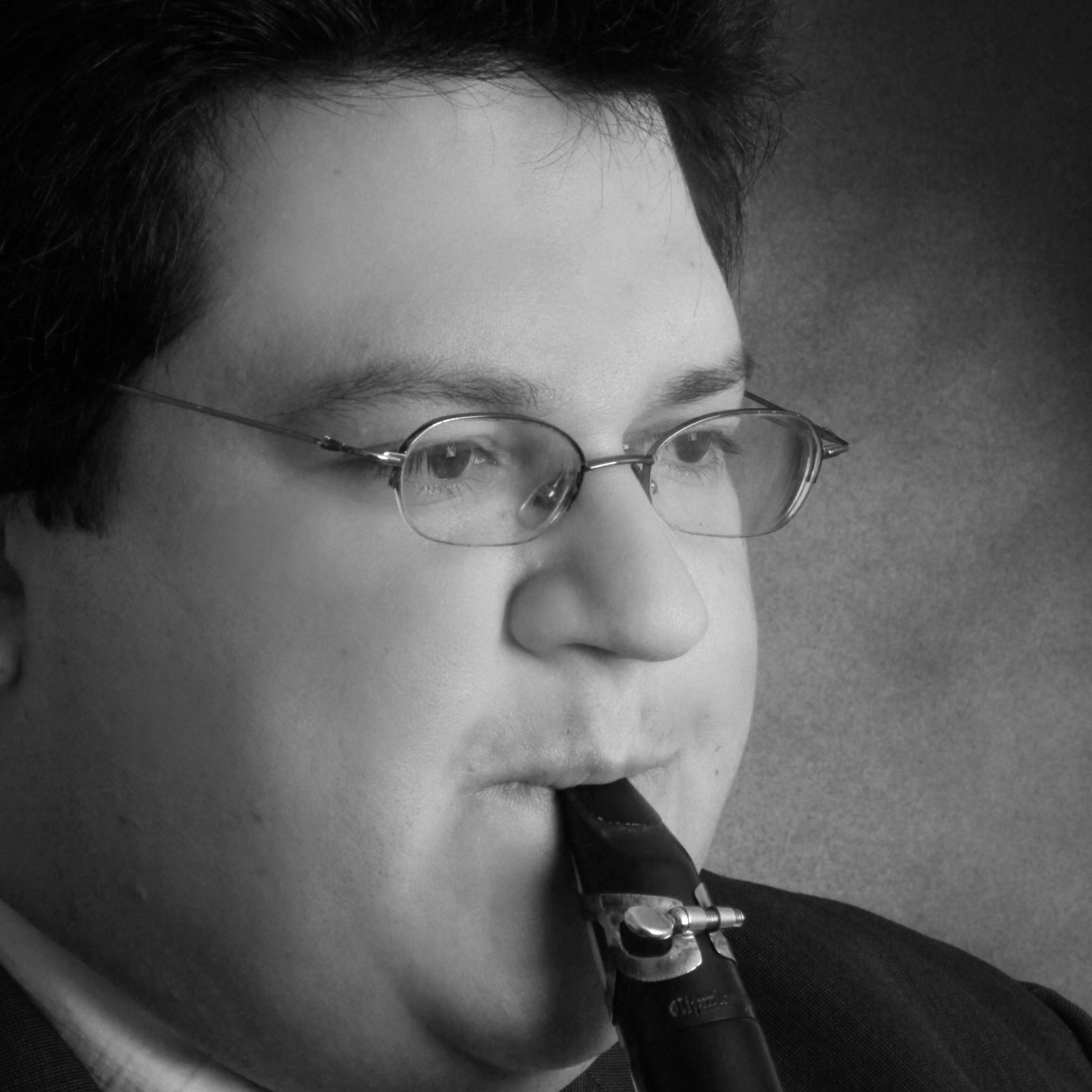 Jorge Montilla - Clarinet
