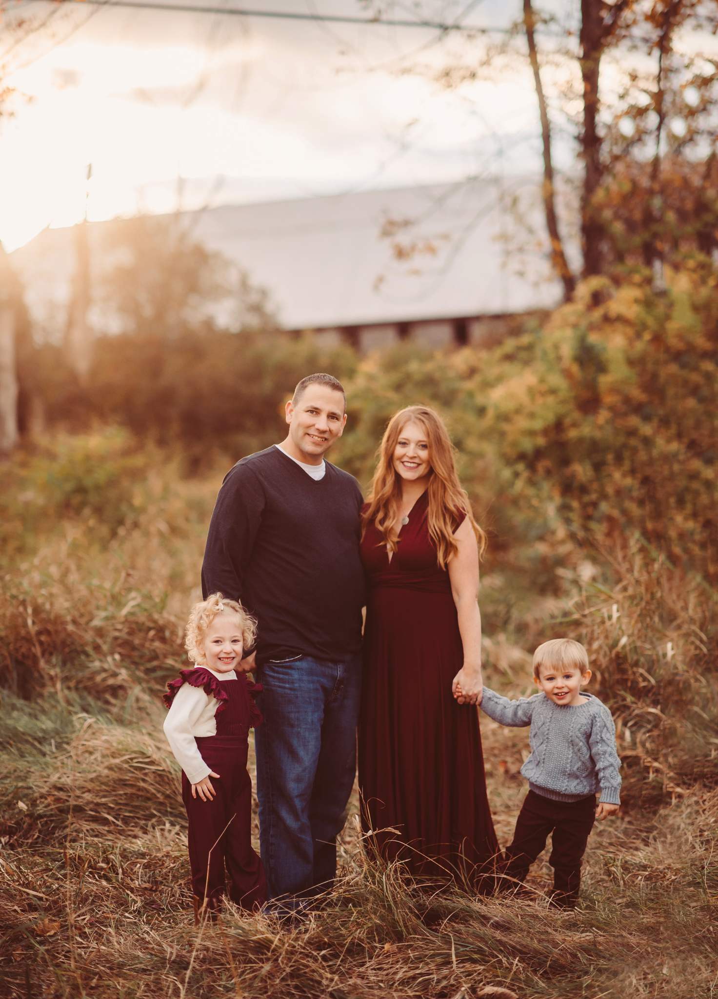 New England Based Award-Winning Family Photographer | Golden Aura Photography
