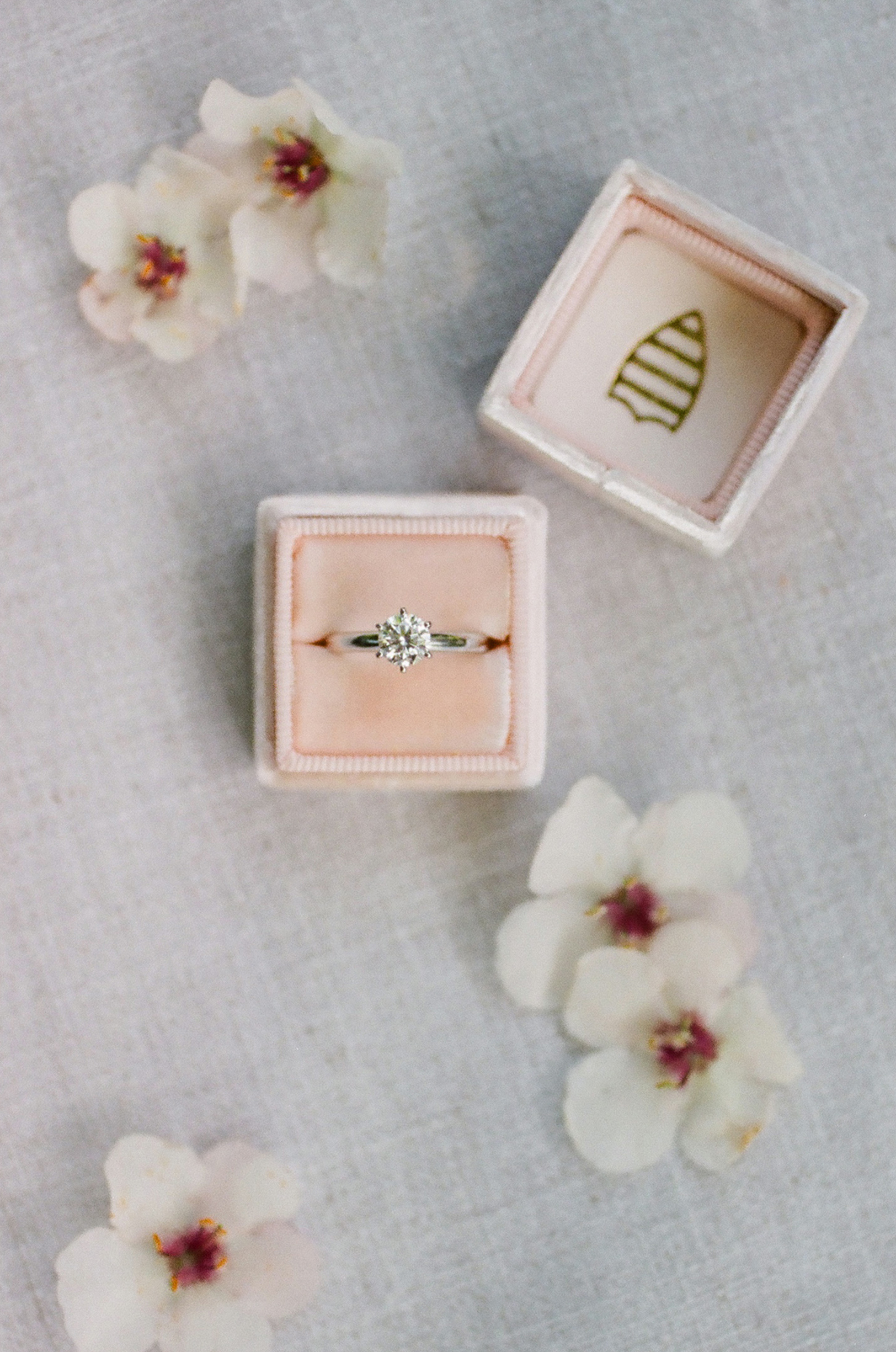 Aravella Event Design | Tree Elle Retreat Wedding | Photo by Jemma Keech Photography | Wedding Ring