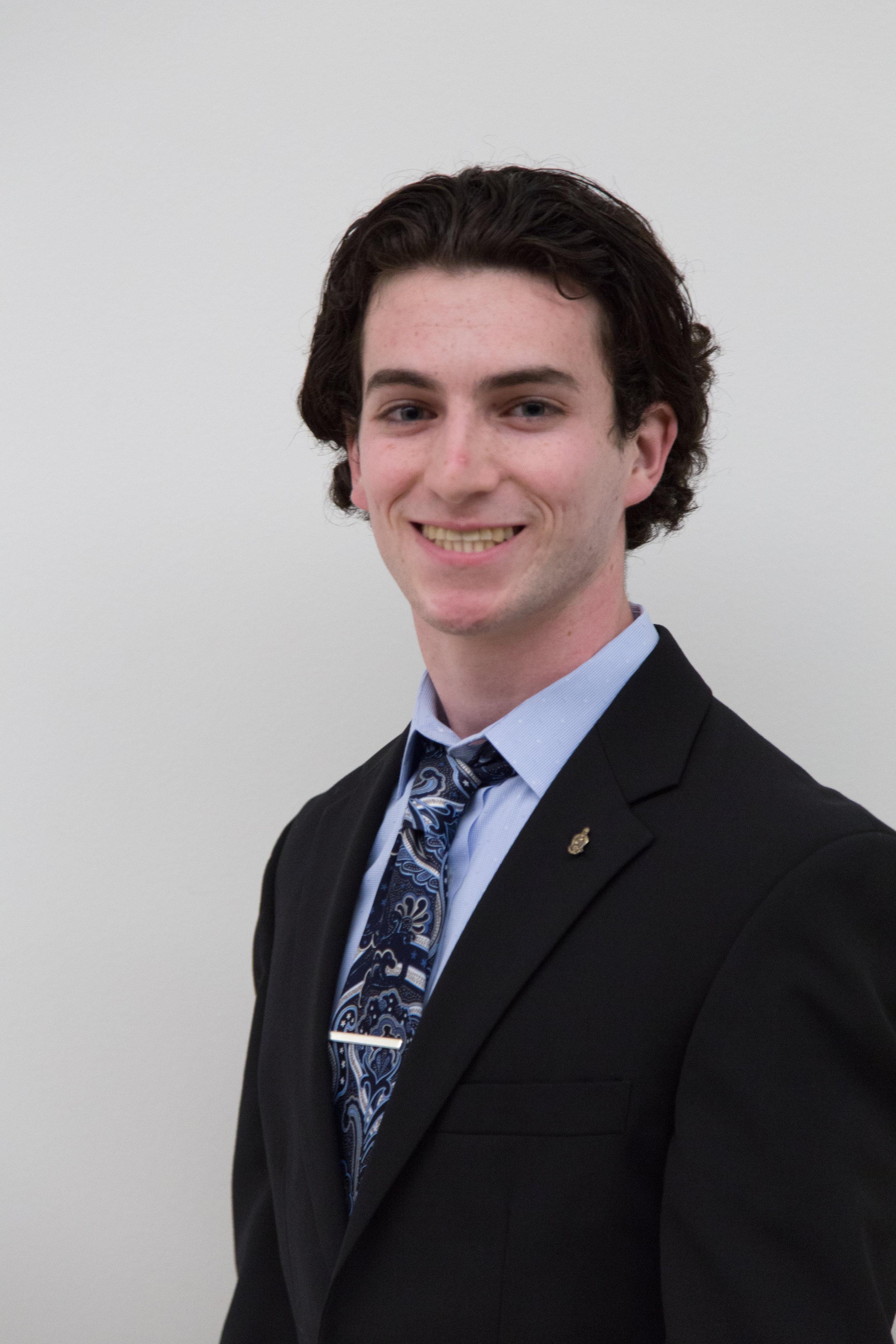 Noah Jacobs   Parliamentarian