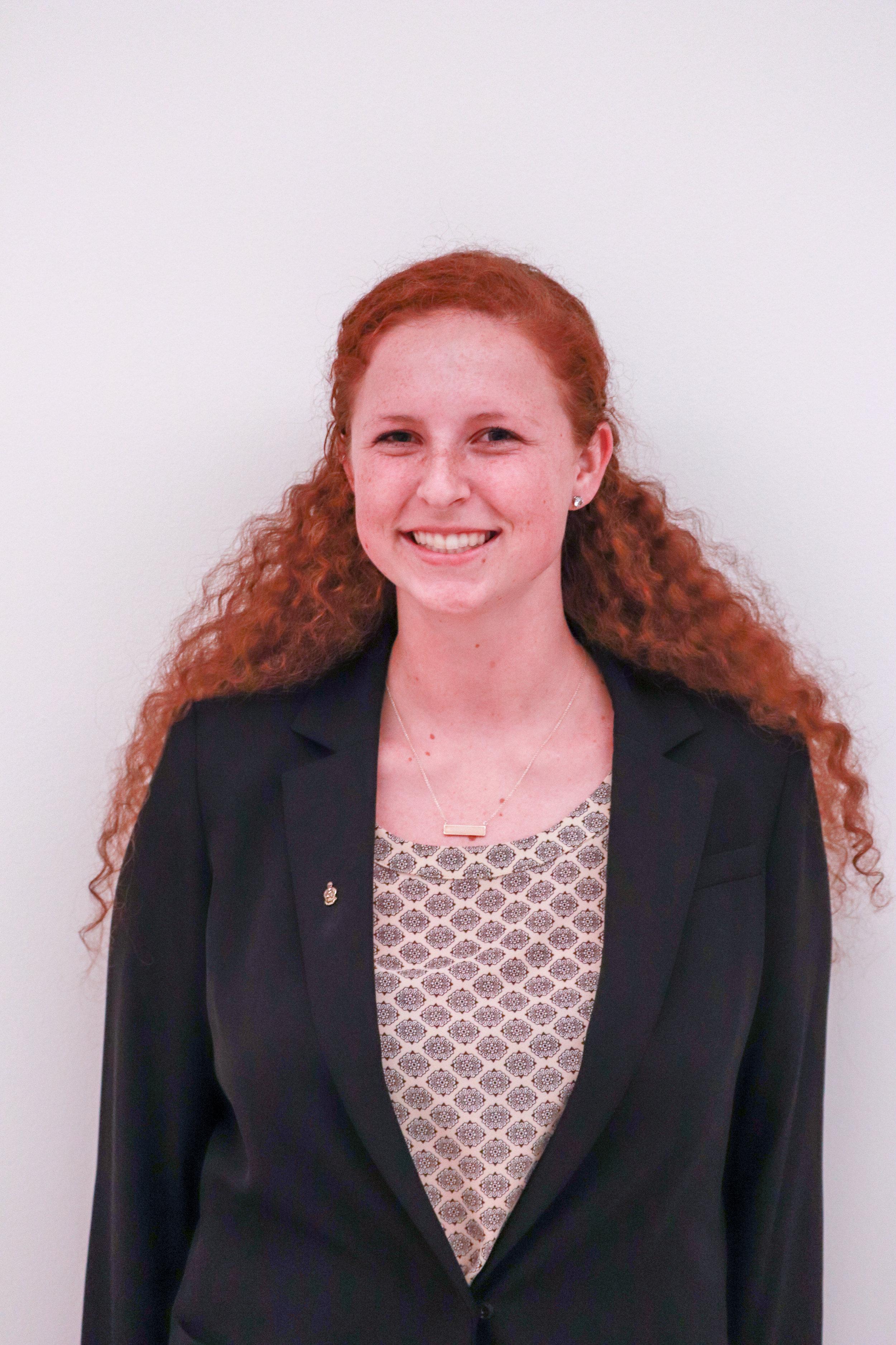Emma Schneir   Vice President of Finance