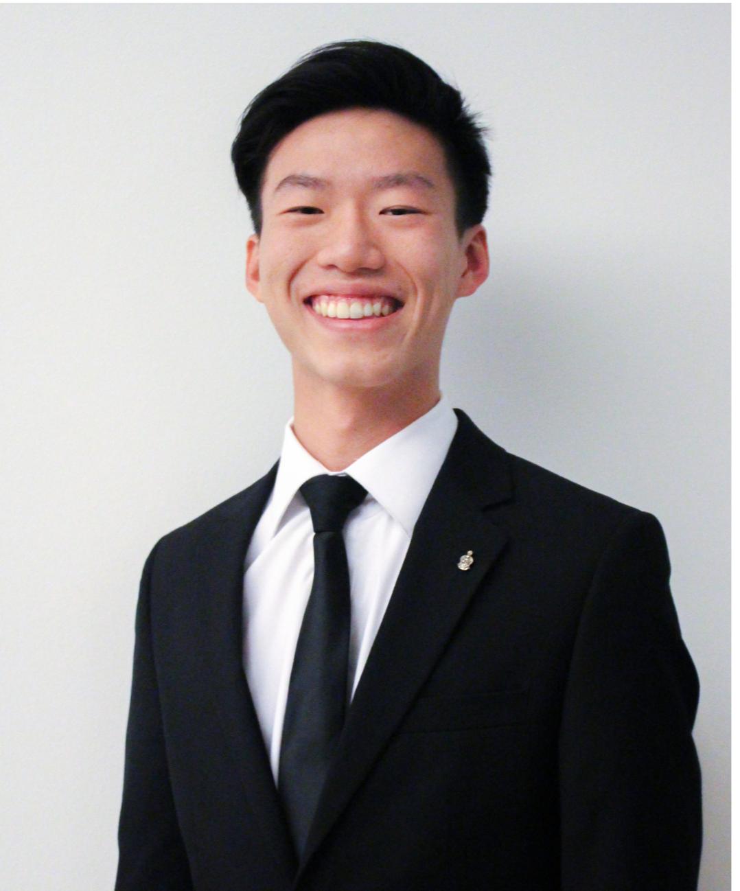 Timothy Tan   Warden