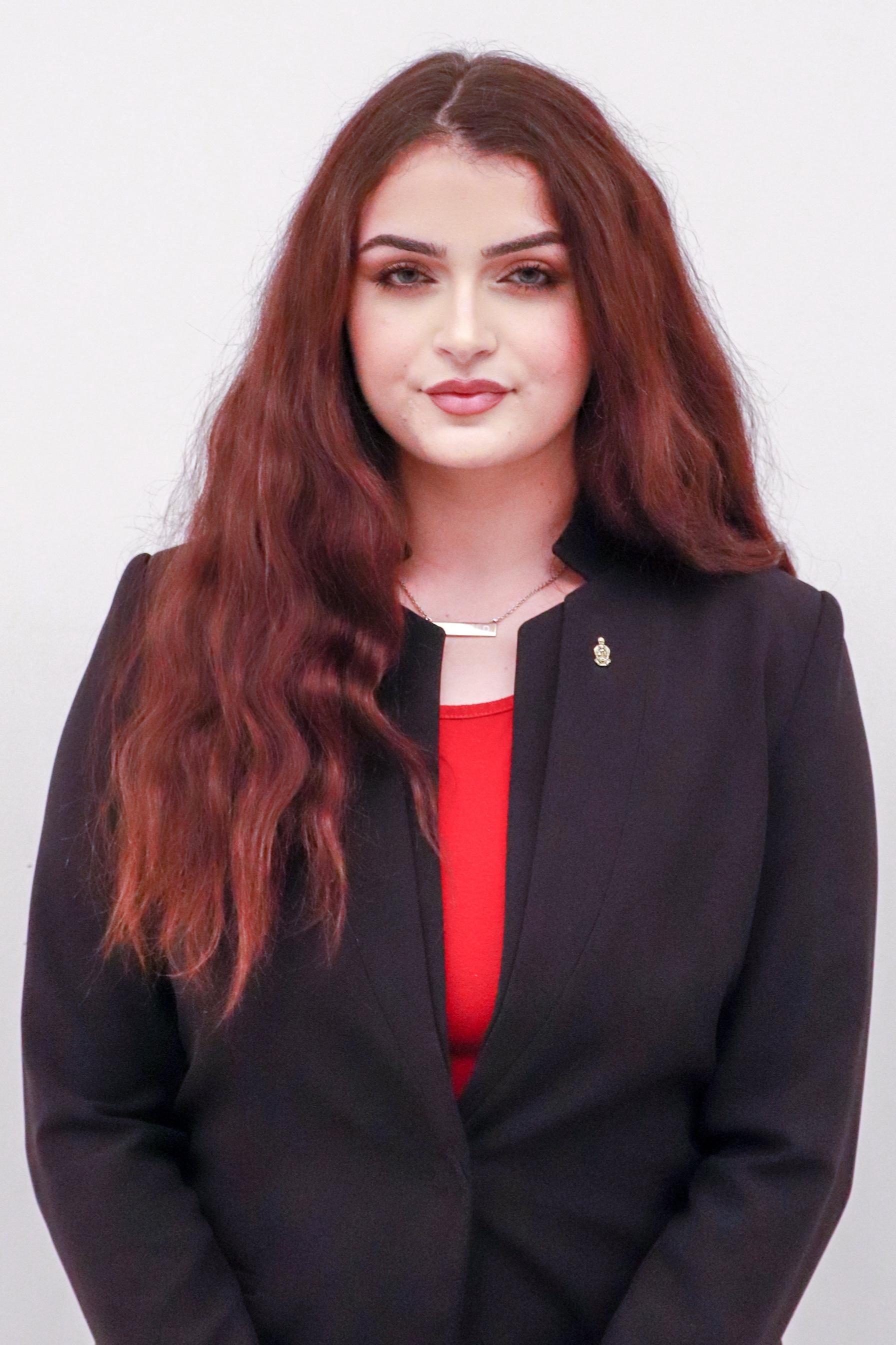 Arielle Ross   President