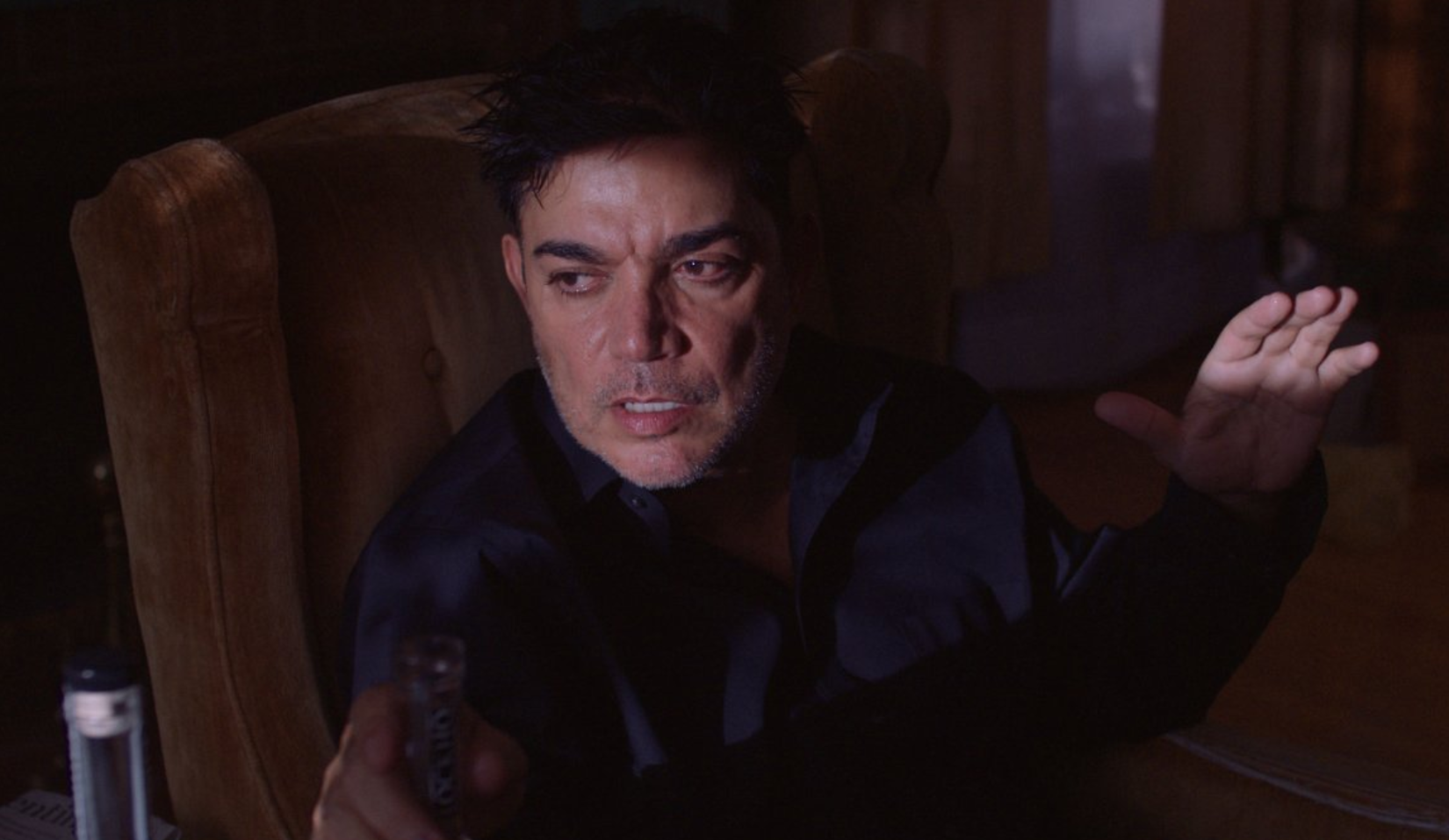 Michael DeLorenzo as Charlie Grissom