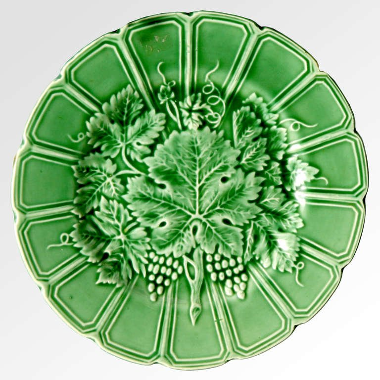 vintage plates style dishes