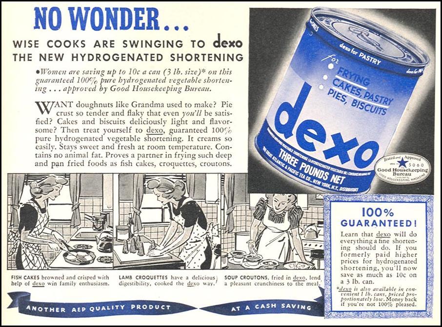 Vintage Food Brands in America