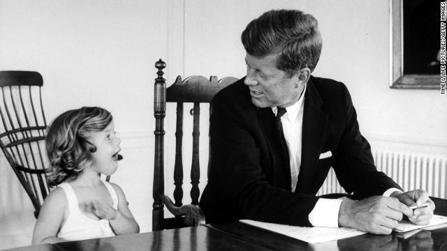 JFK Vintage Kennedy Cookbook