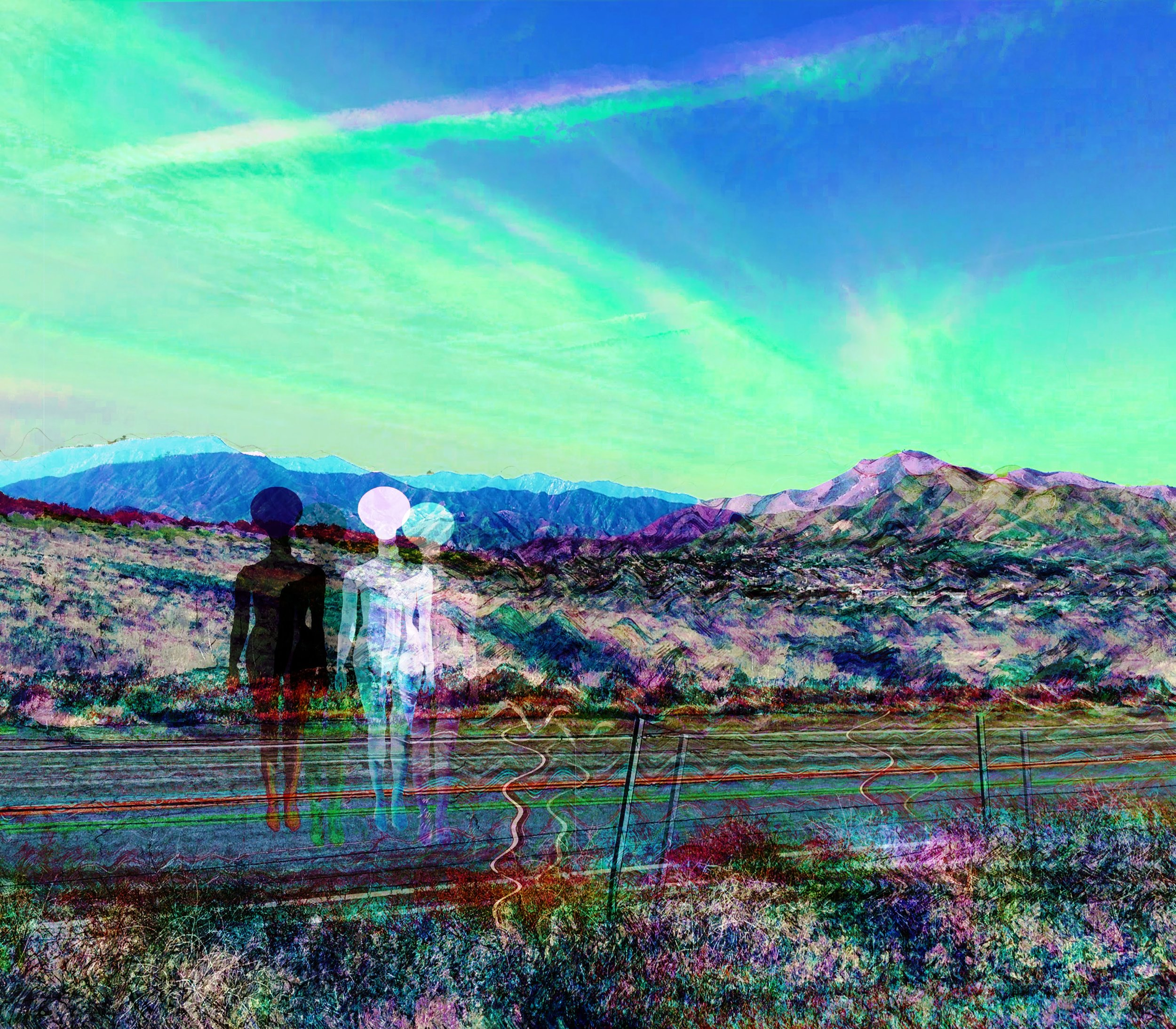 lost in the california hills ii.jpg