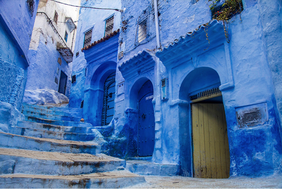 Chefchaouen MOROCCO -