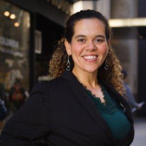 Nesreen Mahmoud  Astoria Chapter President