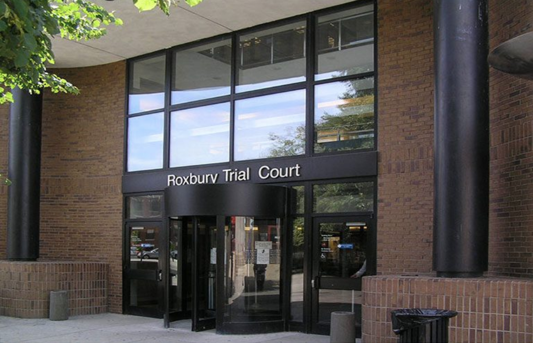 Photo of the Roxbury Division of the Boston Municipal Court. Credit: habeebarch.com