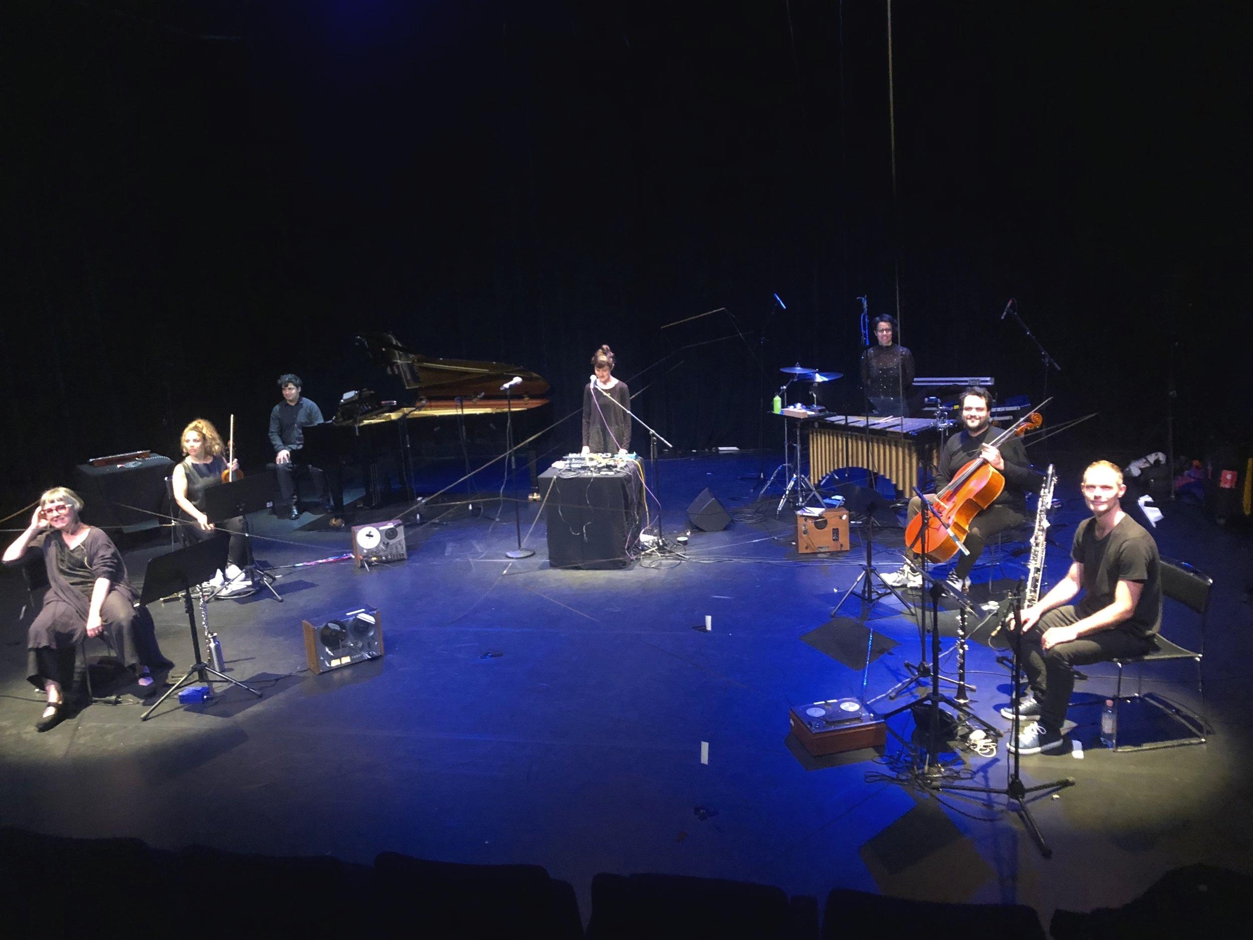 Gaudeamus Muziekweek Utrecht - They Move Differently Here