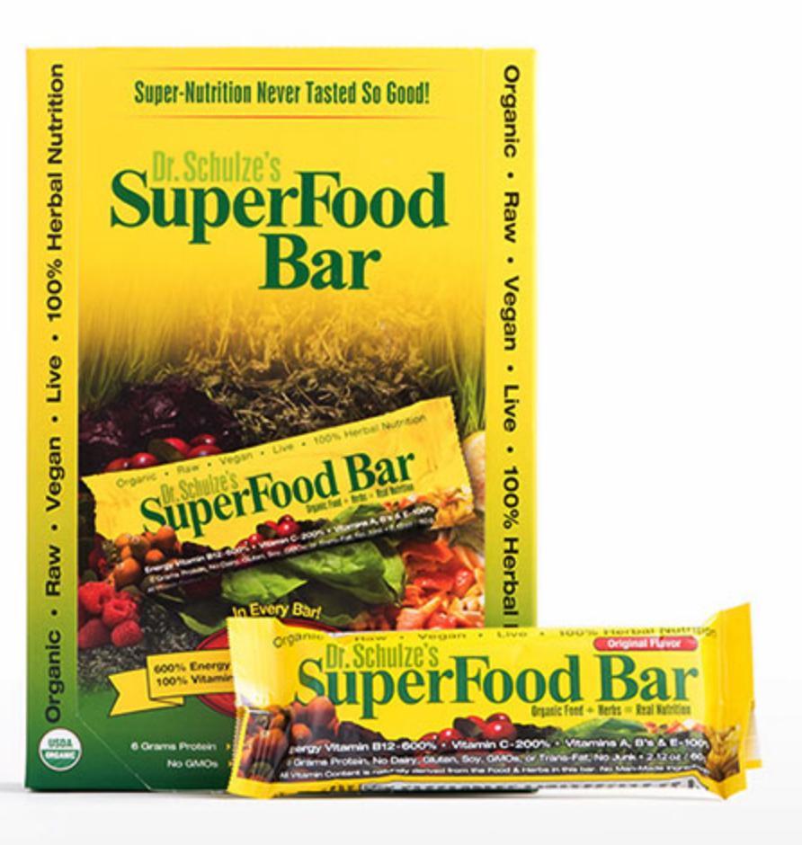 Superfood Bars