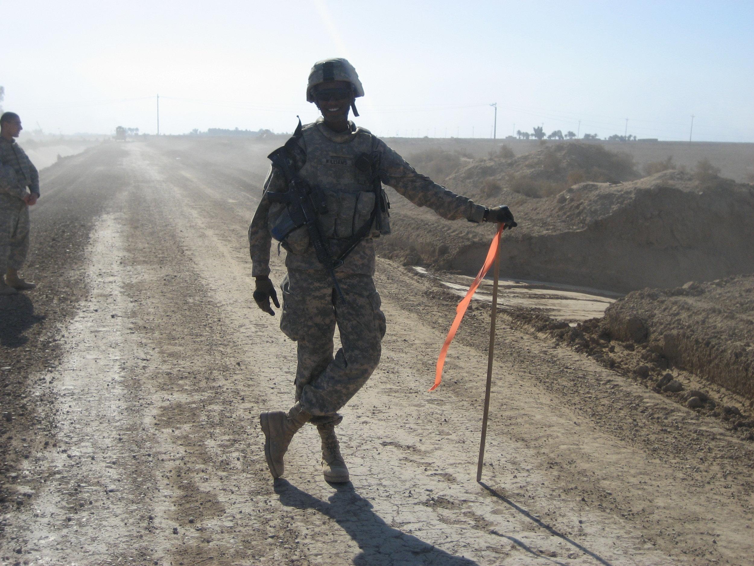 Blogpost Photo 1 (Rt Chargers - near Baqubah Iraq).JPG