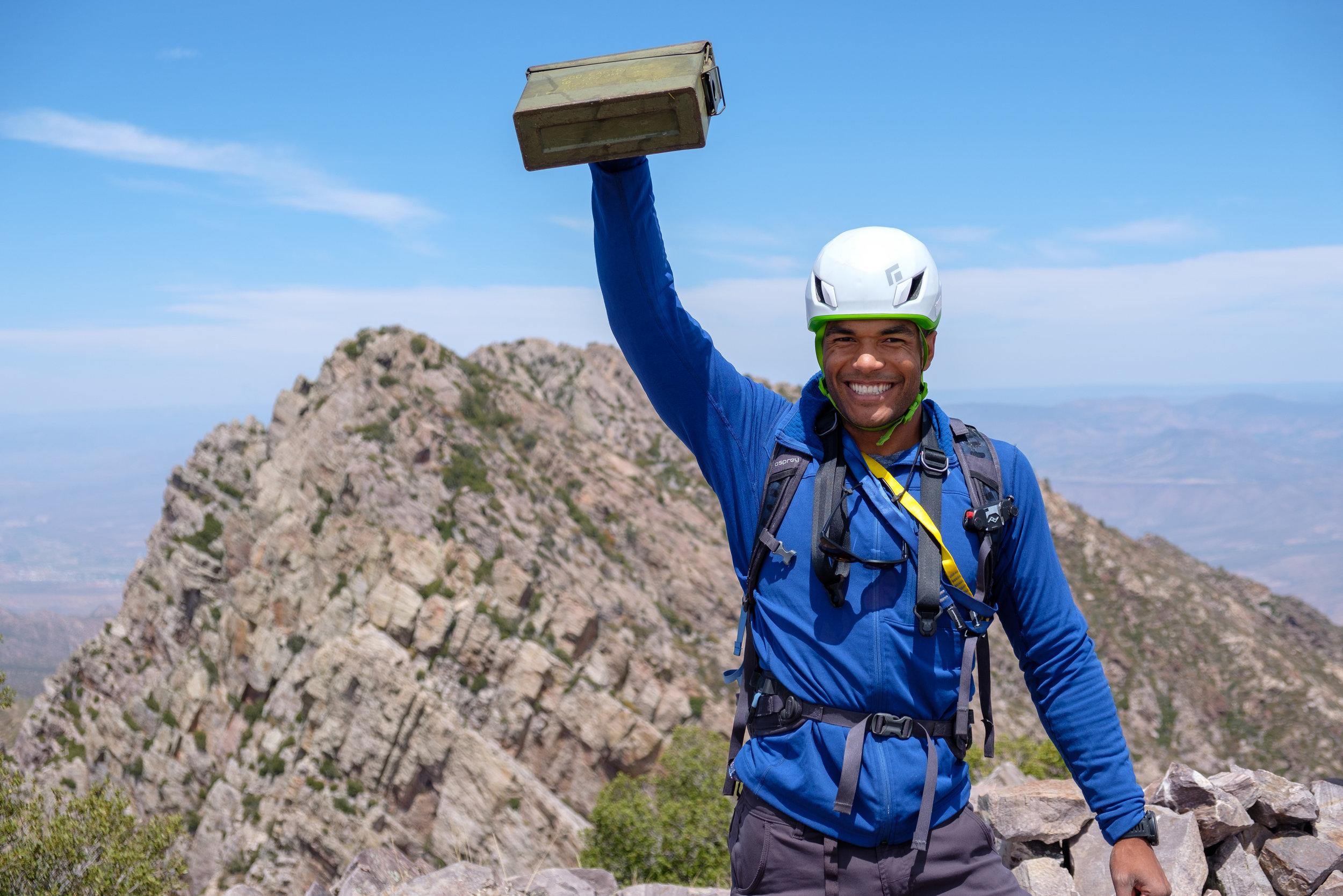 Summit of Peak 3