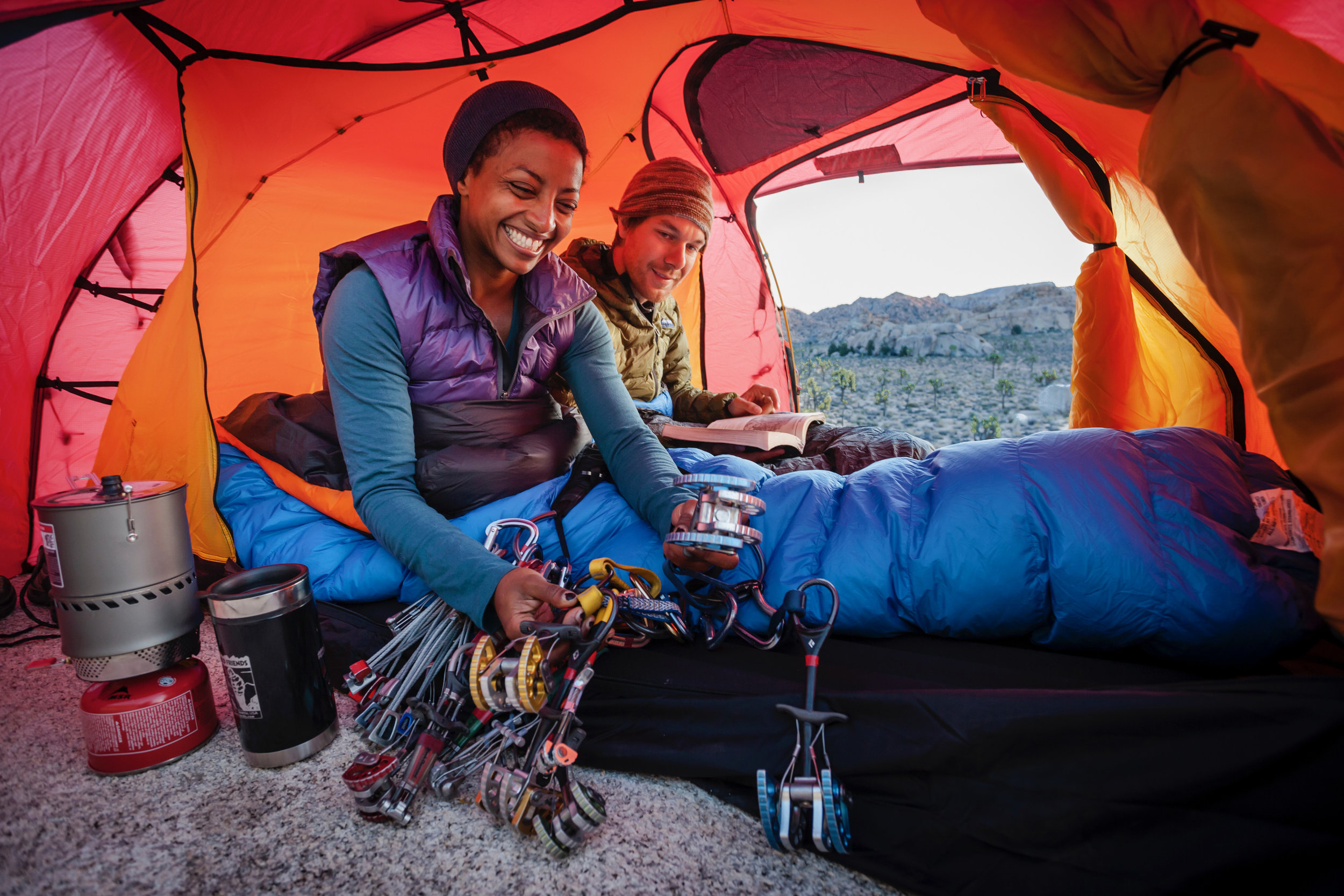 Abby Dione is climbing's best kept secret. She's a business woman, climber and climbing coach.
