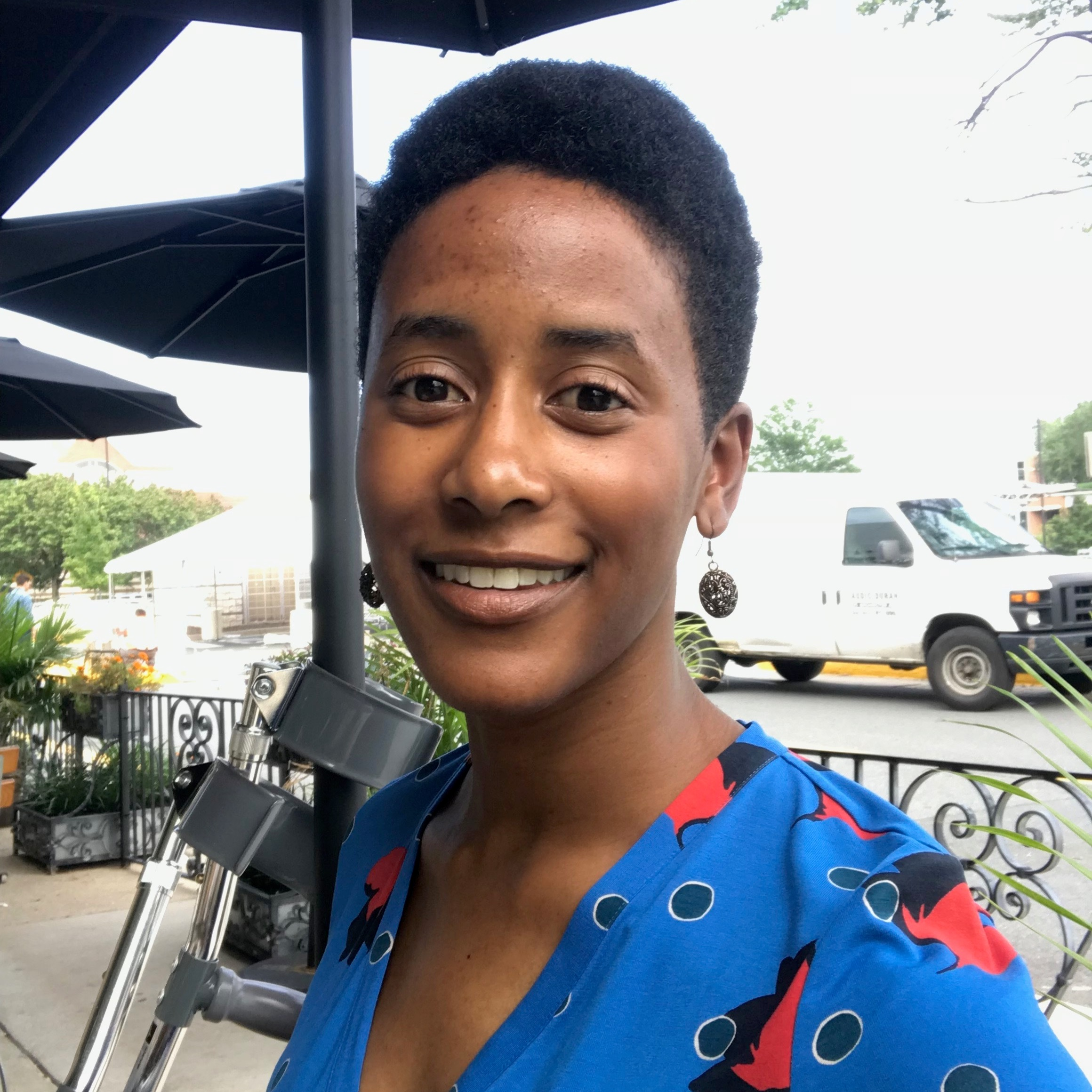 DANIELLE WILLIAMS    Danielle is the founder of Melanin Base Camp and co-founder of Team Blackstar Skydivers. The Army pushed her out of her first airplane in 2006 and she's been in love with adventure sports ever since.    Read more  →