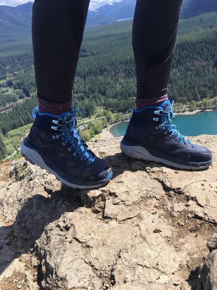 Hoka Sky Kaha Hiking Boots — Melanin