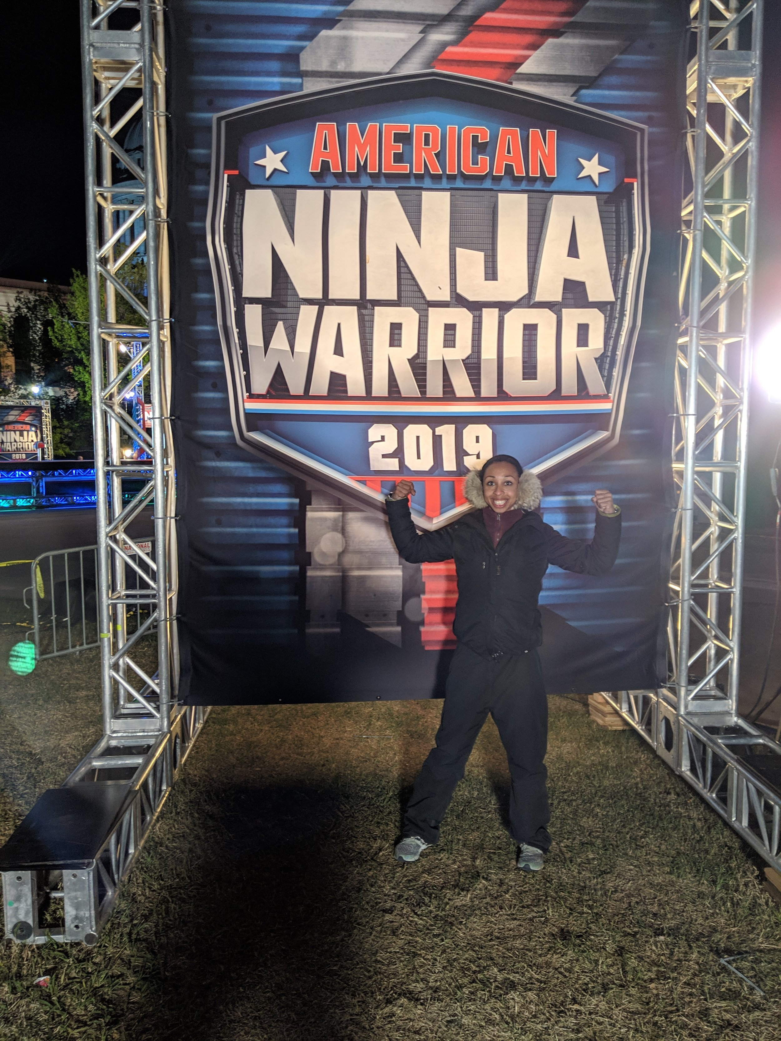 Competing at ANW this year