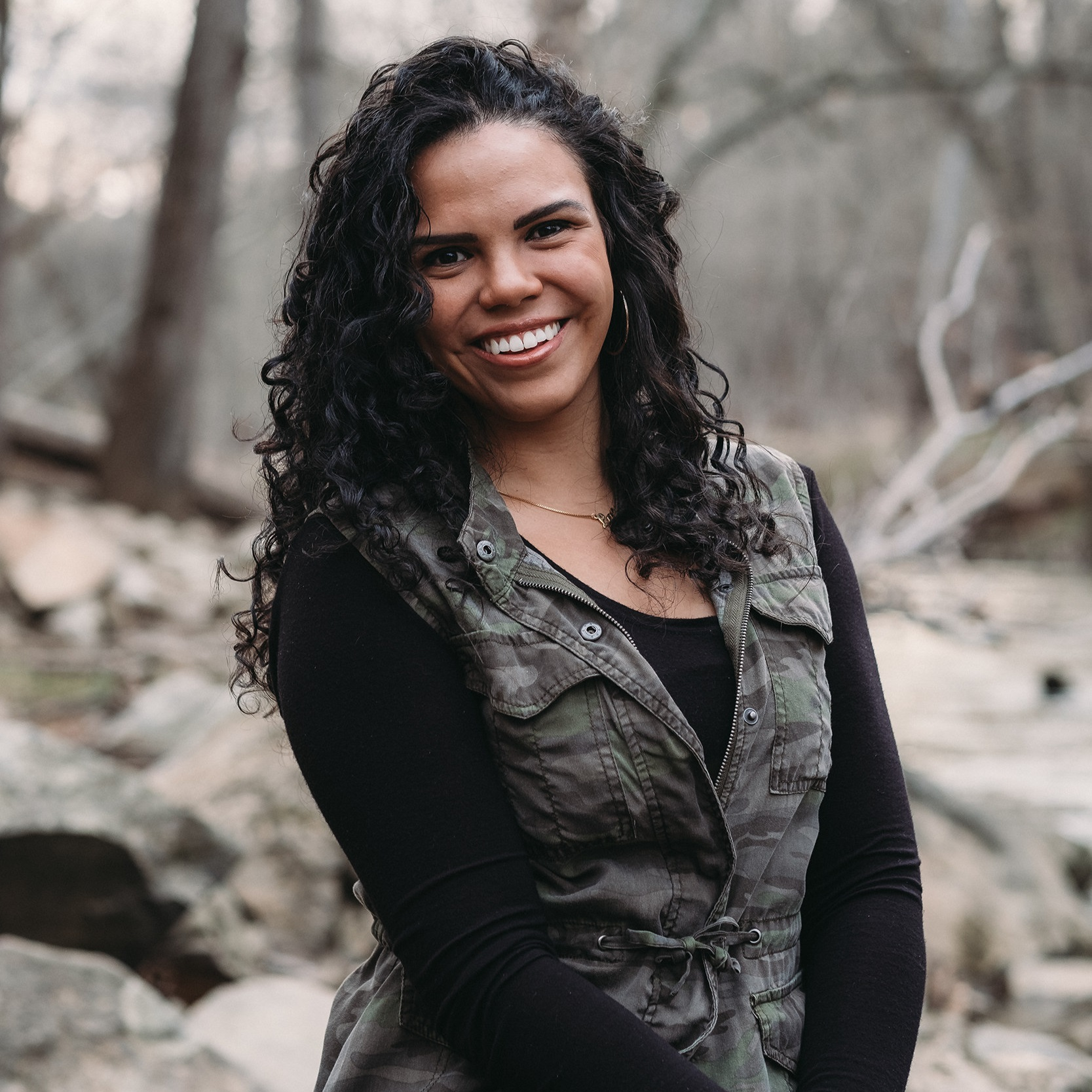 NADIA MERCADO    Nadia is an active climber, hiker and skydiver from North Carolina as well as a Cardiac nurse. She loves to challenge herself and others by conquering her fears in the outdoors.    Read more  →