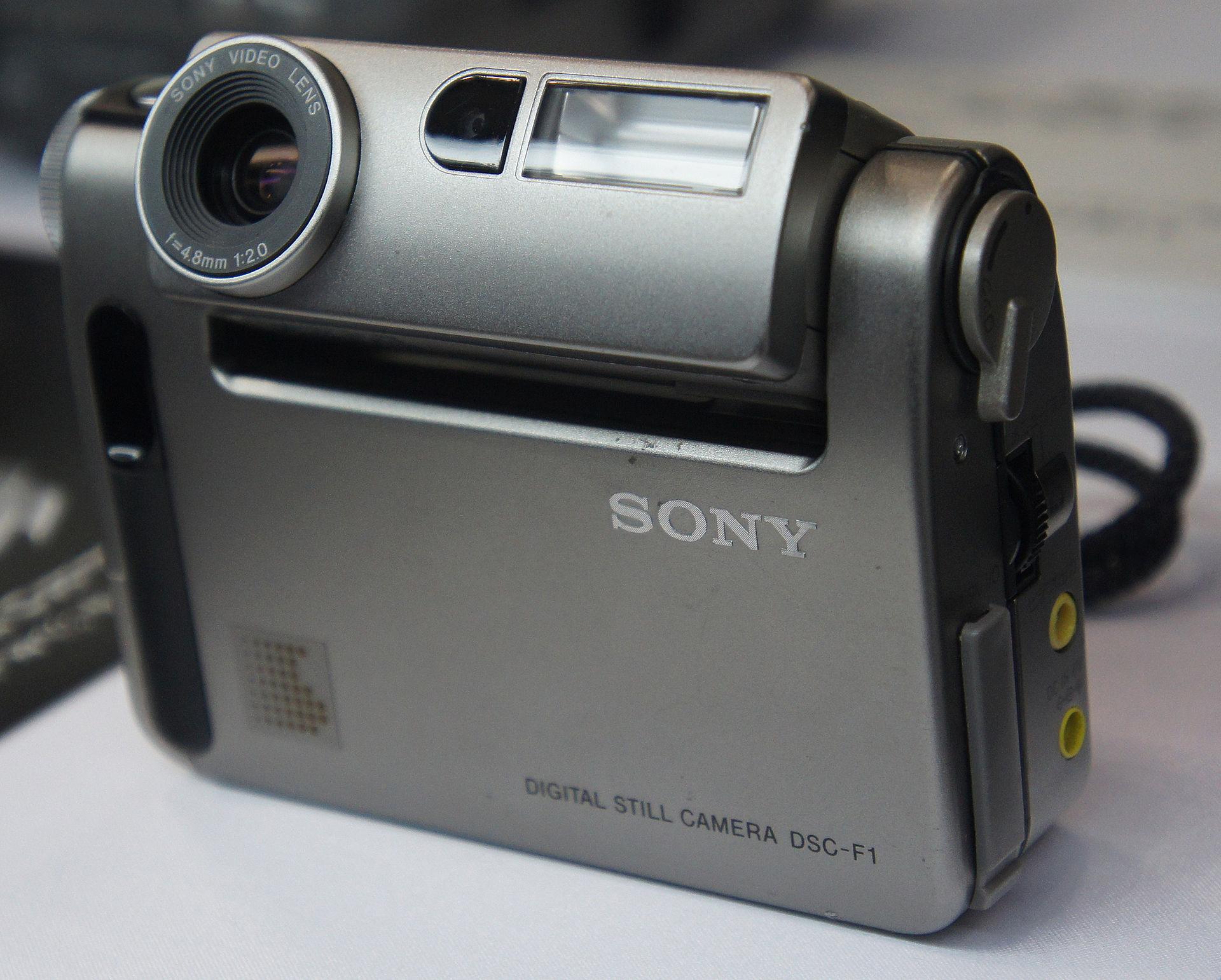 Sony Cyber-shot DSC-F1
