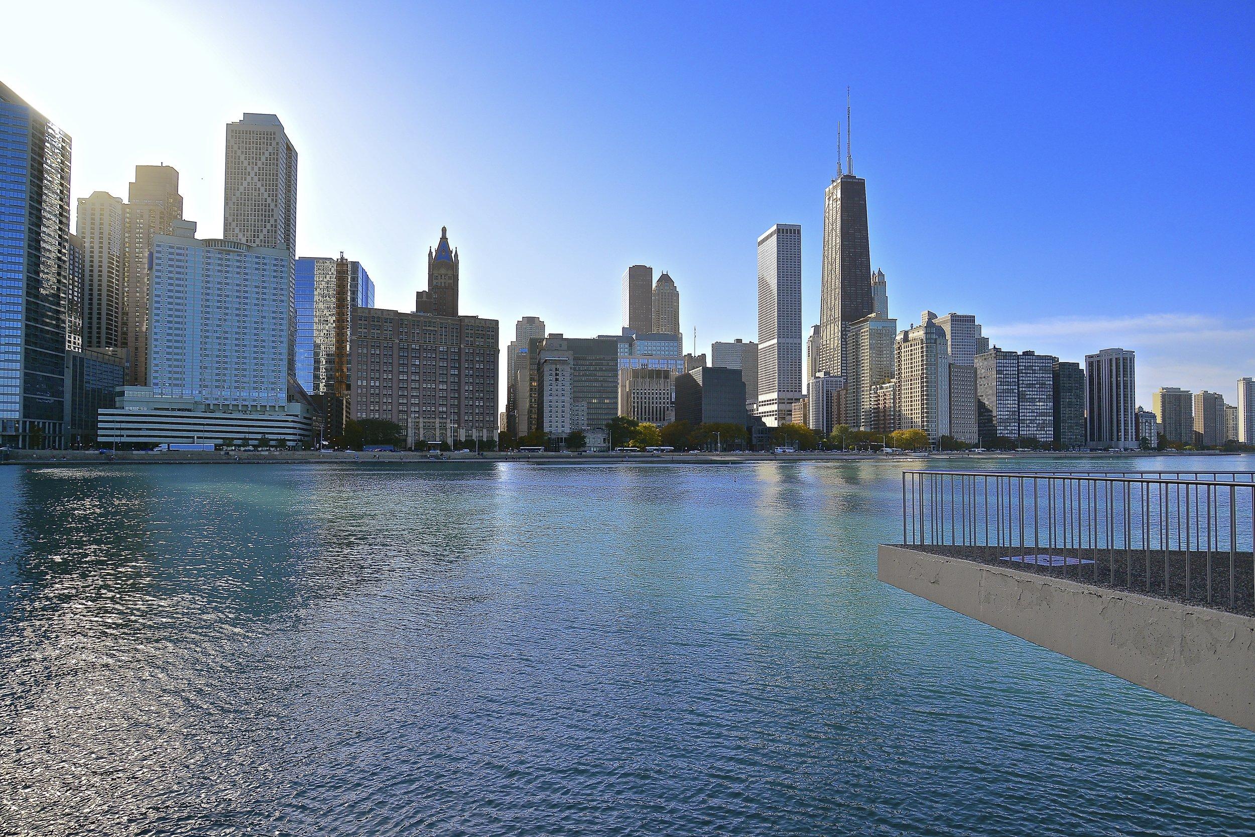 Lake Shore, Chicago, Illinois, USA
