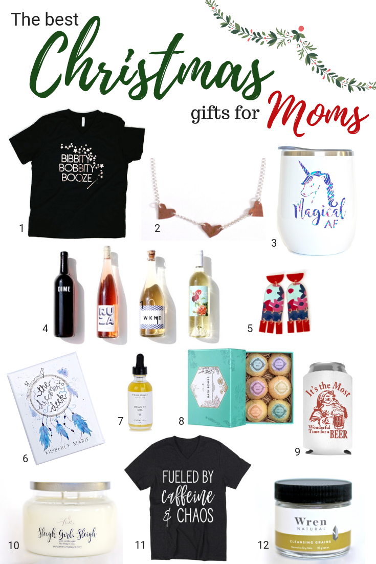 The Best Christmas Gifts for Moms. This post may contain affiliate links. Please see my full  disclosure policy  for details.