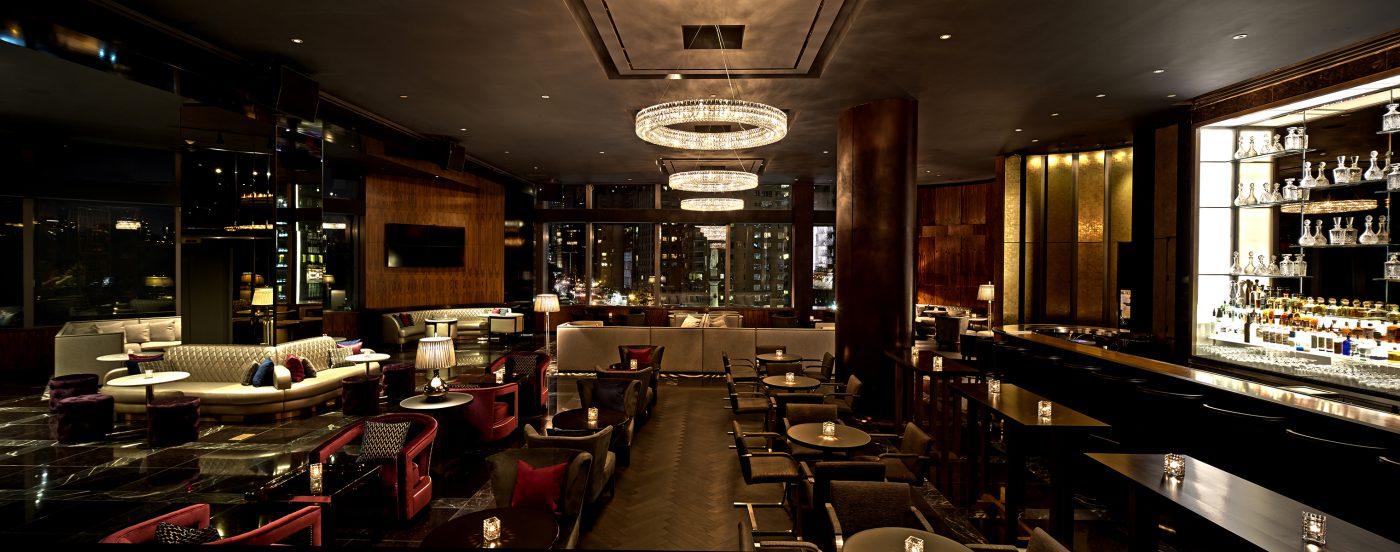 Ascent Lounge, Columbus Circle - NYC