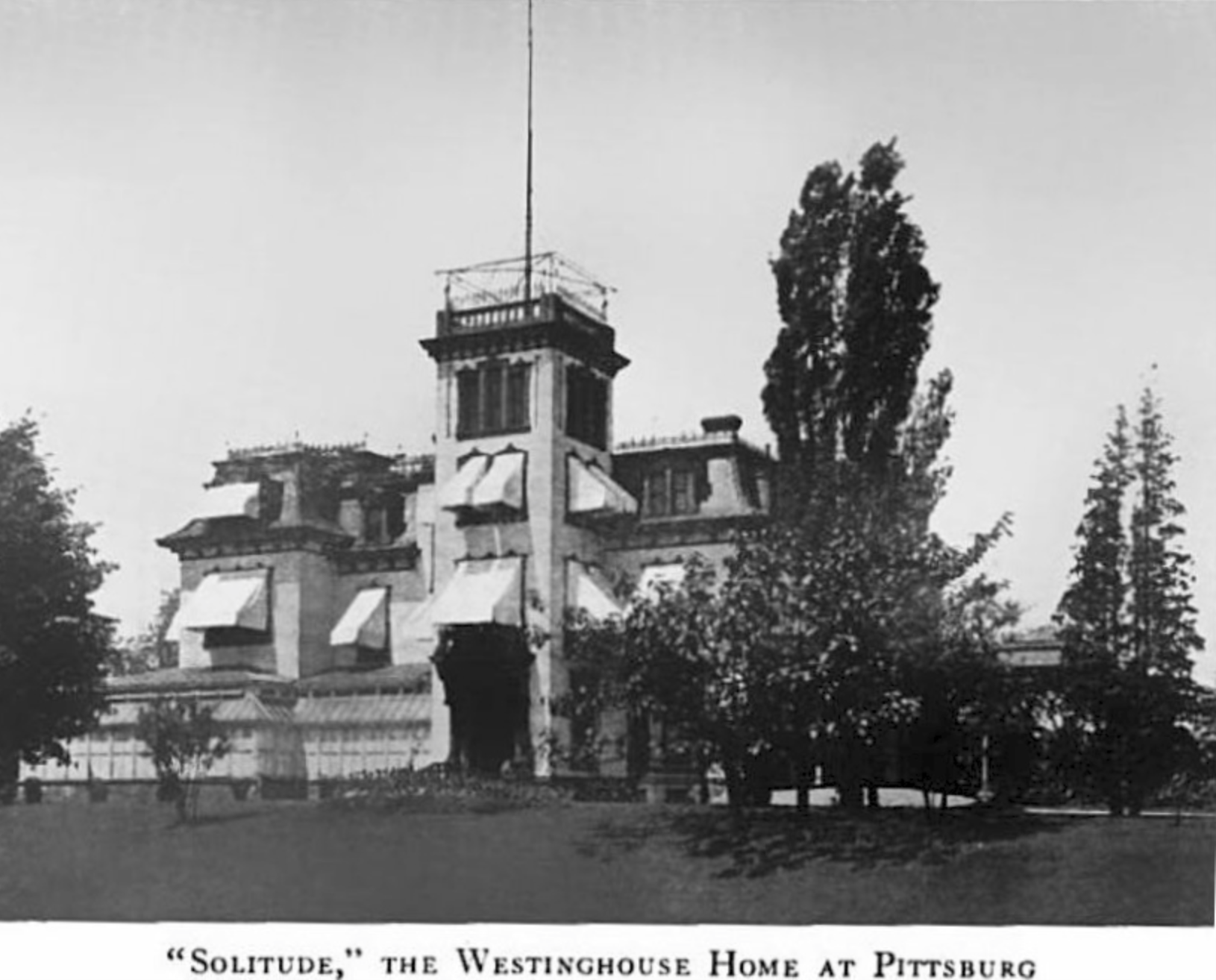 Historic Westinghouse Mansion