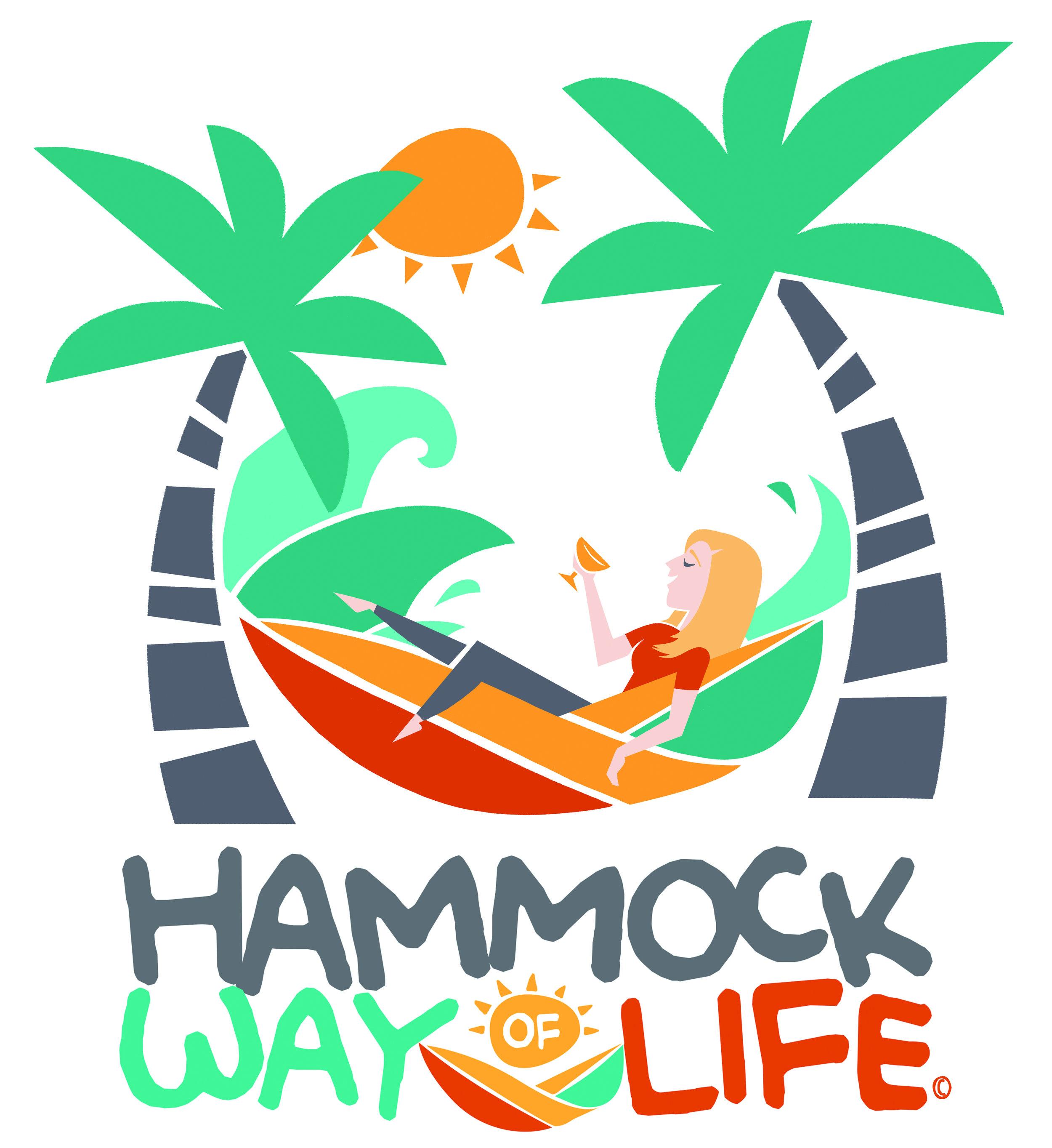 Sippin in a Hammock
