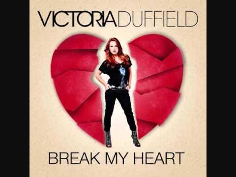 Copy of Victoria Duffield - BREAK MY HEART