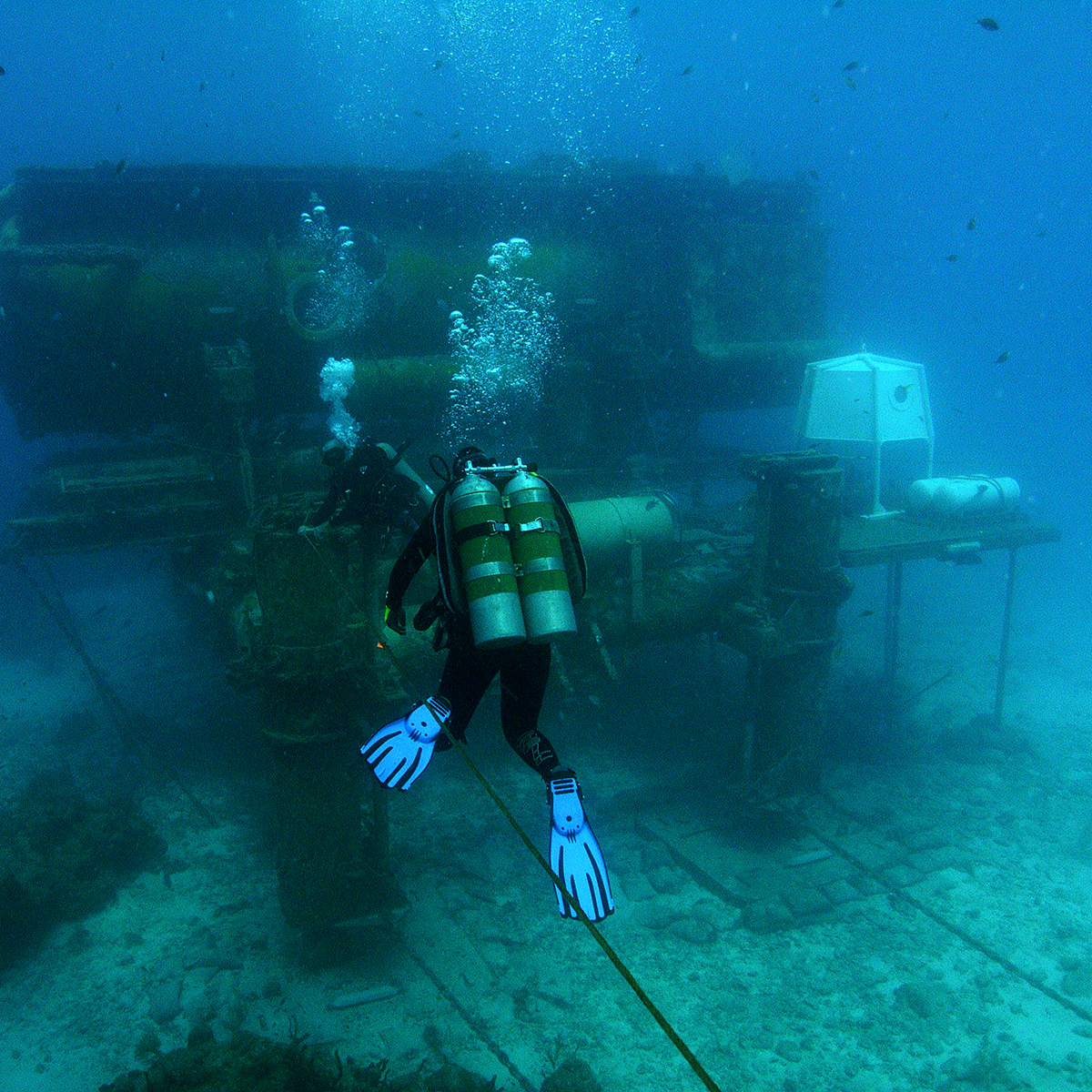 2019 Aquarius Undersea Laboratory Expedition - This expedition will bring SCUBA-certified veterans to Aquarius Reef Base, an underwater habitat located 5.4 miles off the coast of Key Largo, Florida in the Florida Keys National Marine Sanctuary. It is deployed 62 feet below the surface on Conch Reef and is one of only 3 undersea laboratories in the world dedicated to science and education. Before and during the overnight stay in the habitat, Team USX will be undergoing training and research in local ecology and underwater physiology. More details to follow soon.