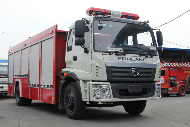 Forland Philippines Special Vehicles Fire Truck a.jpg