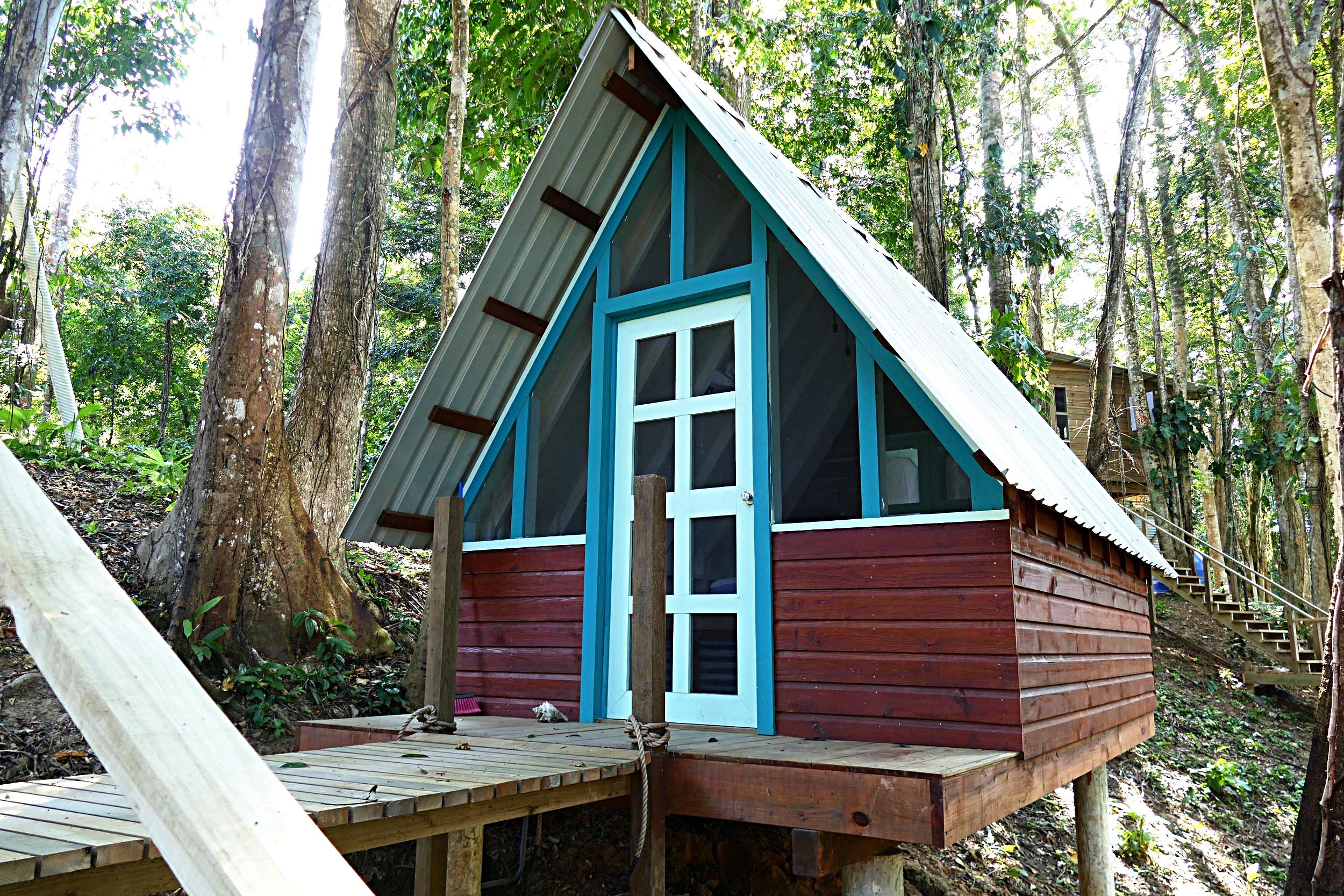 A-Frame au Nomad Tree Lodge, Bocas del Toro