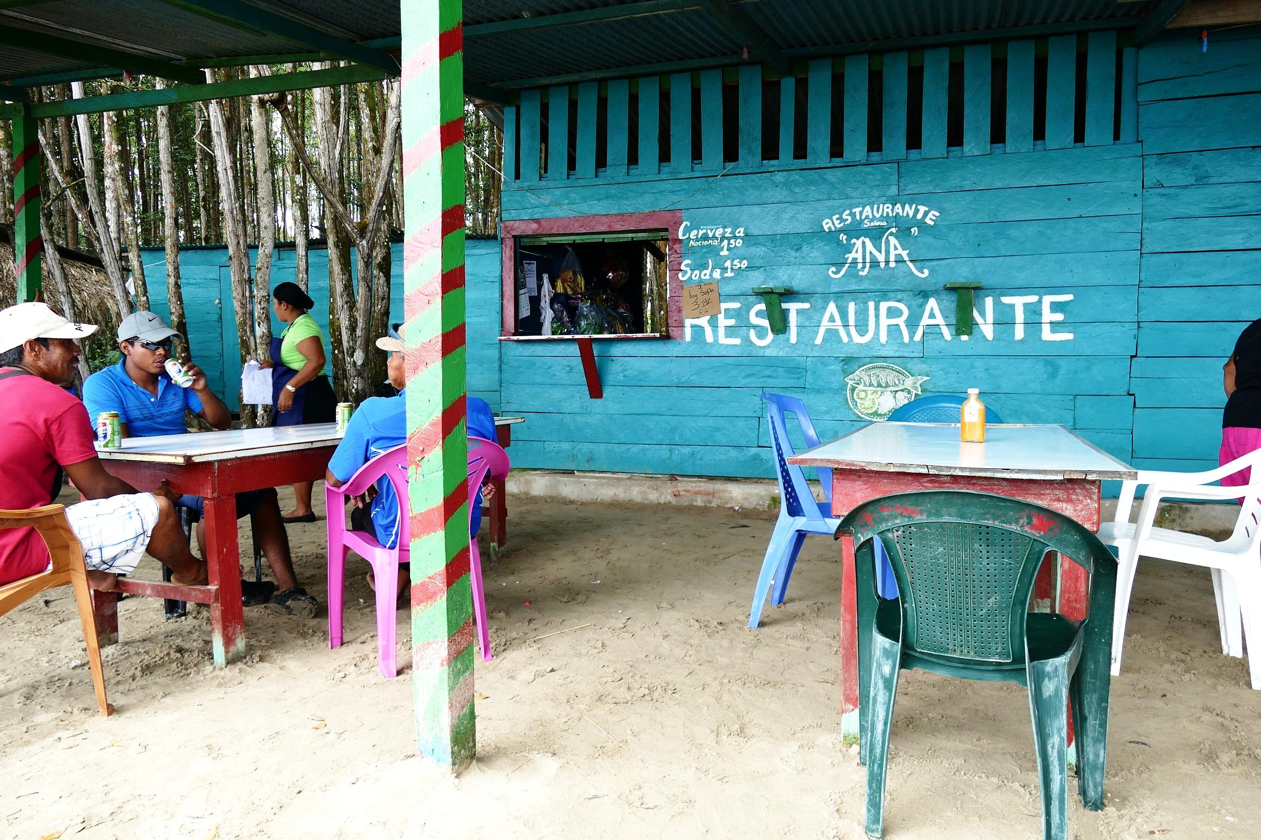 Playa Estrella, Bocas del Toro