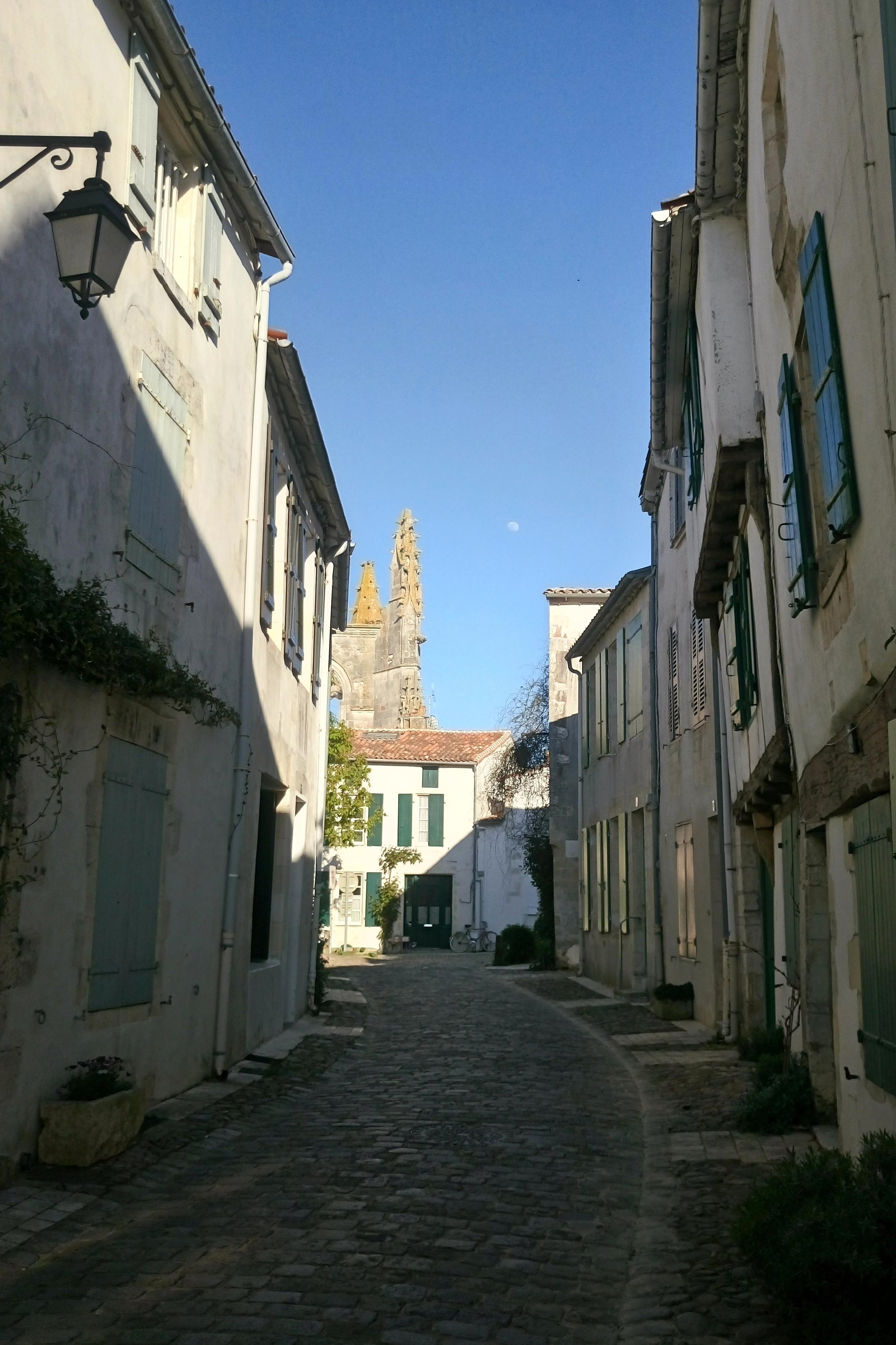 Ruelle Saint-Martin de Ré