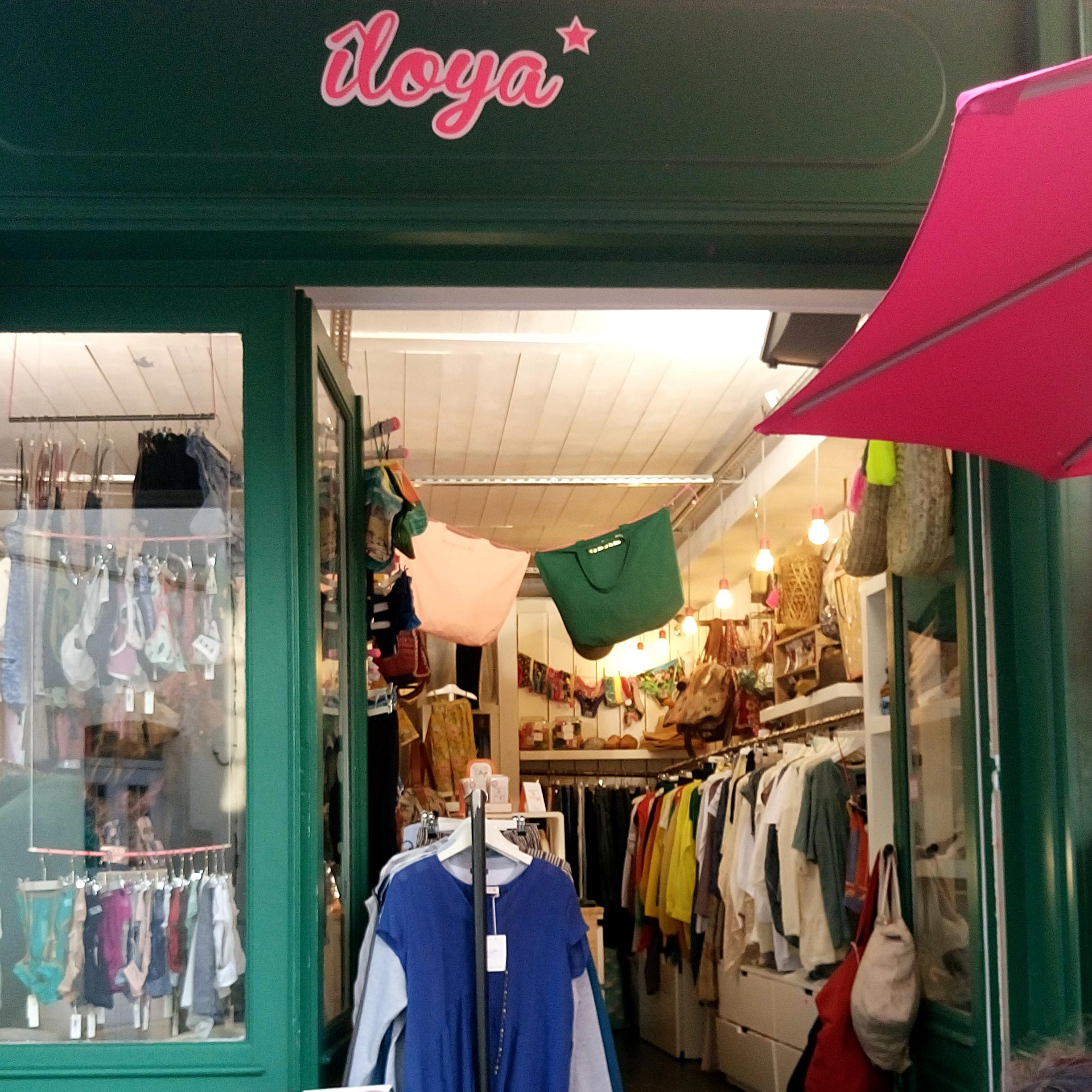 Faire les boutiques à Saint-Martin de Ré