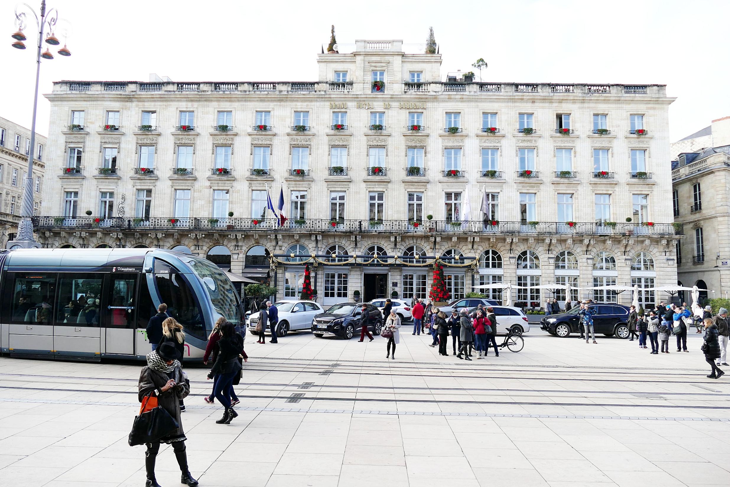 Le Grand Hôtel, Place de La Comédie, Bordeaux