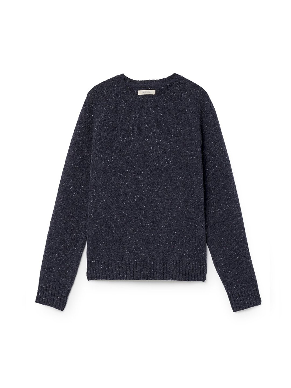 Agpat Knit - Navy