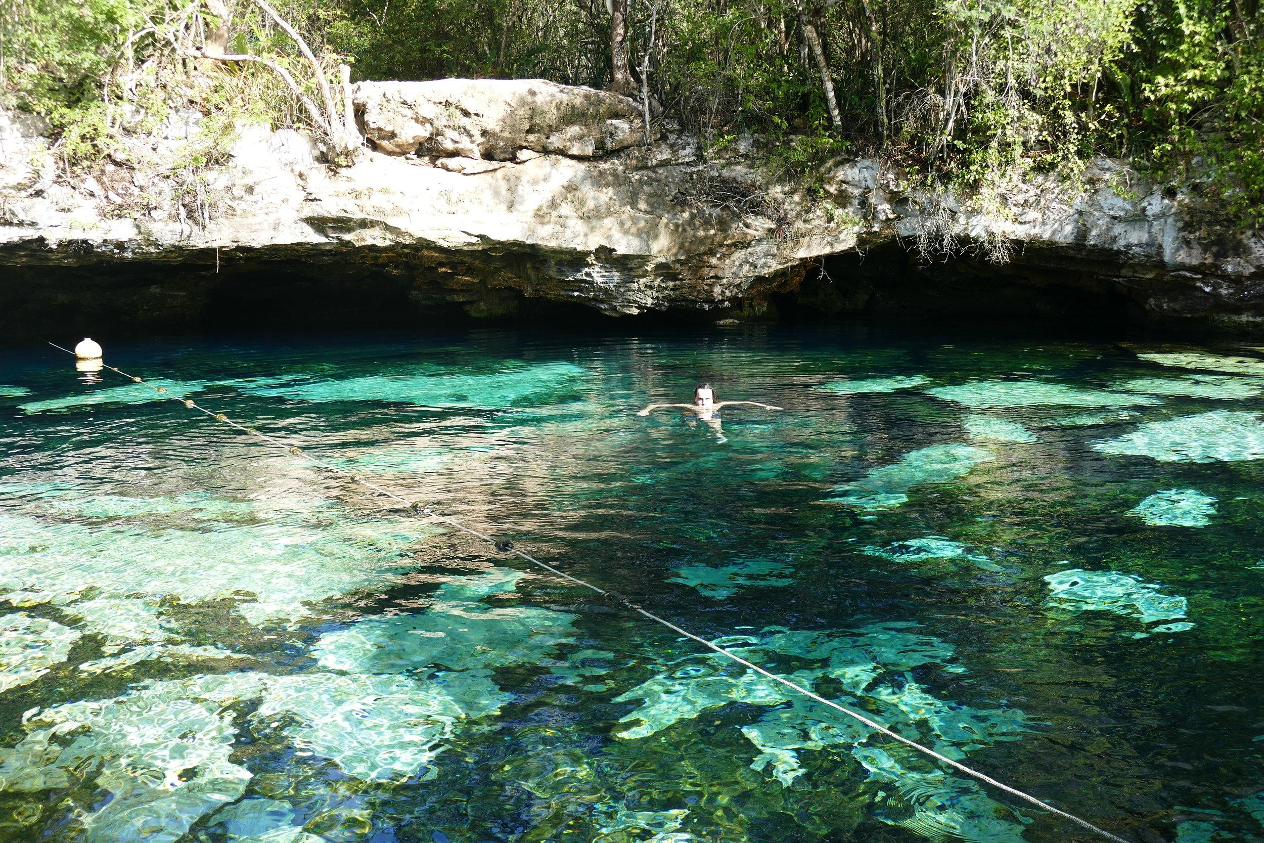 Cenote Azul Mexico (117).JPG